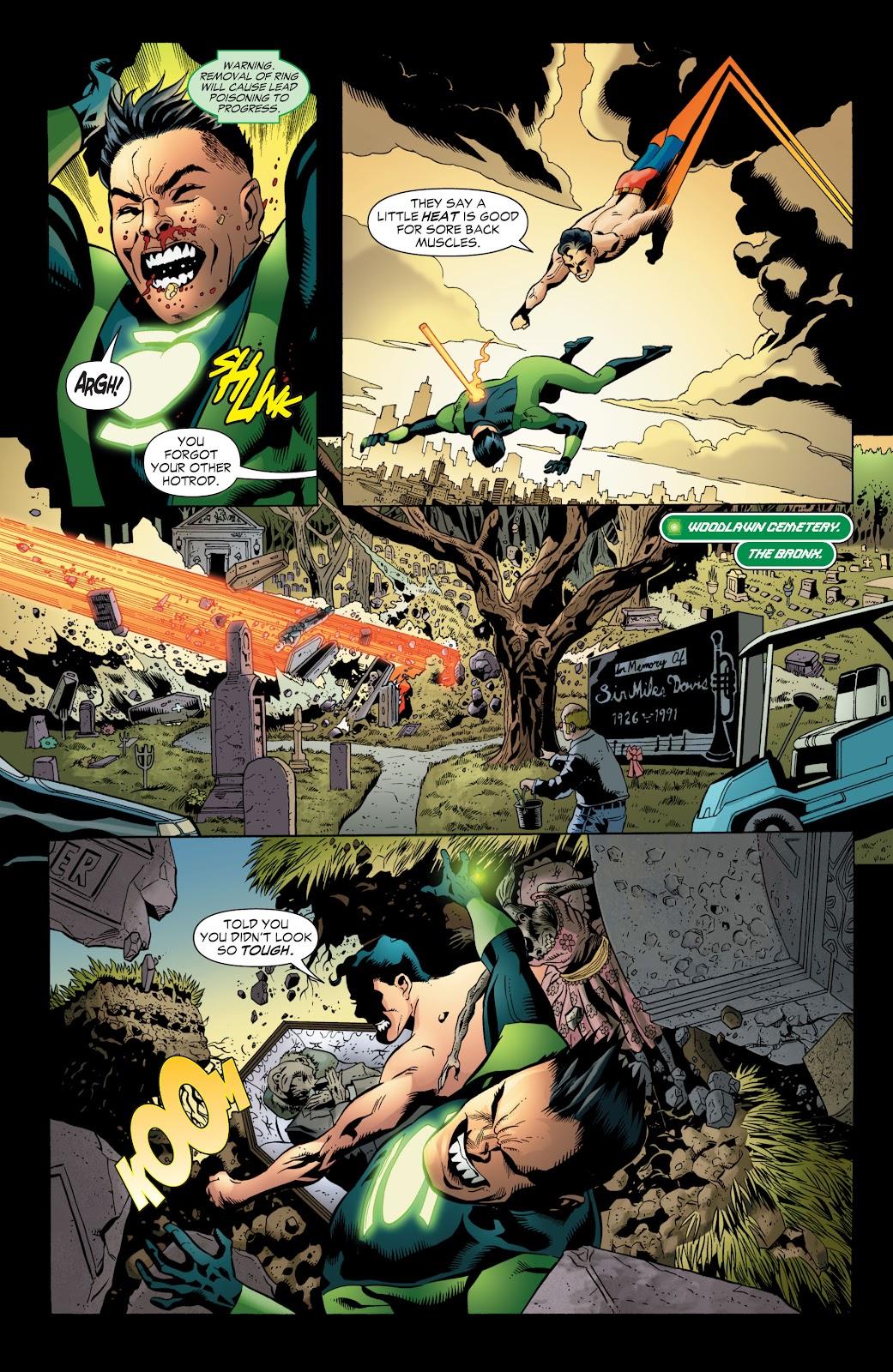 Green Lantern: The Sinestro Corps War Full #1 - English 231
