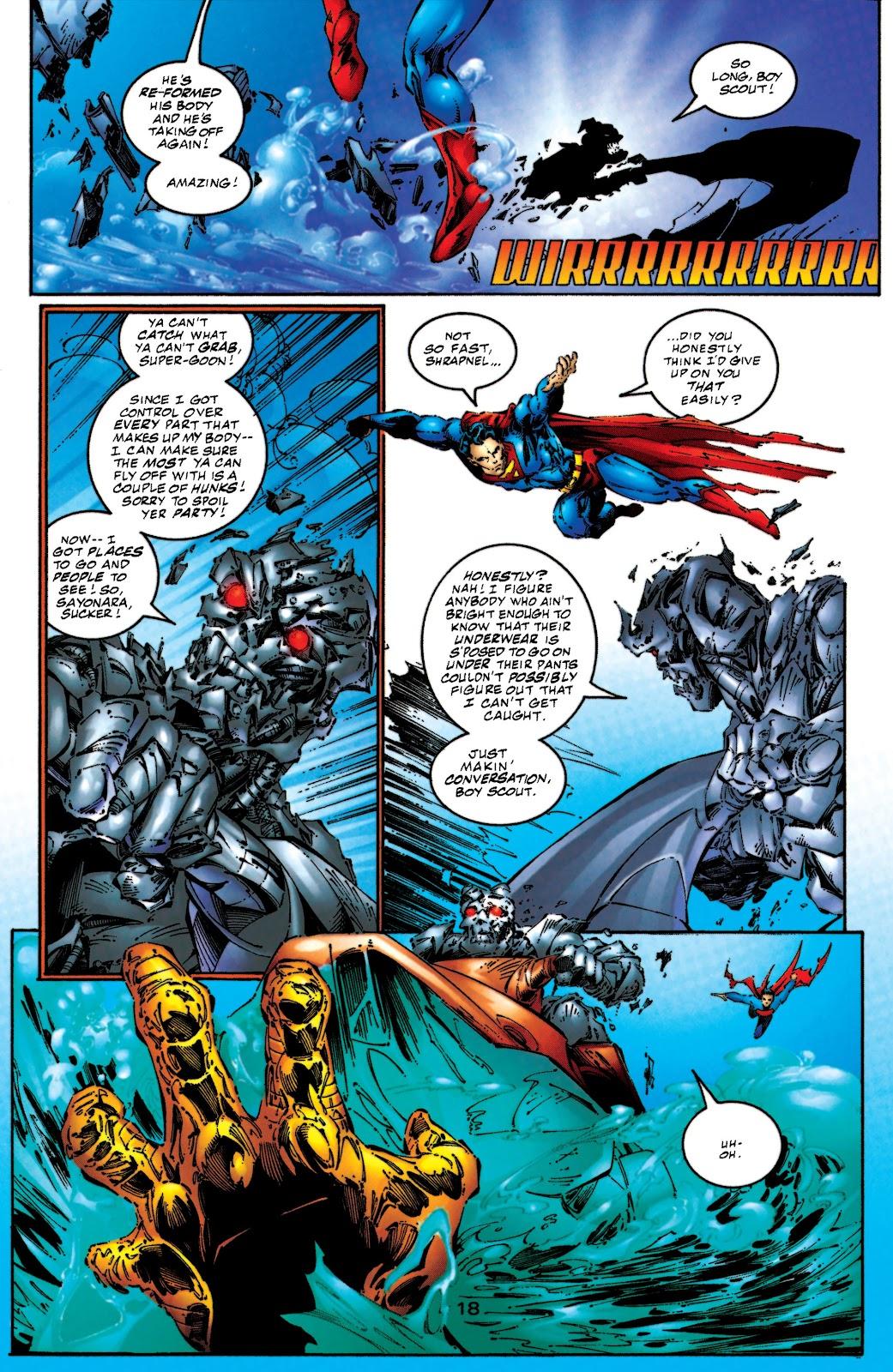 Aquaman (1994) Issue #53 #59 - English 19