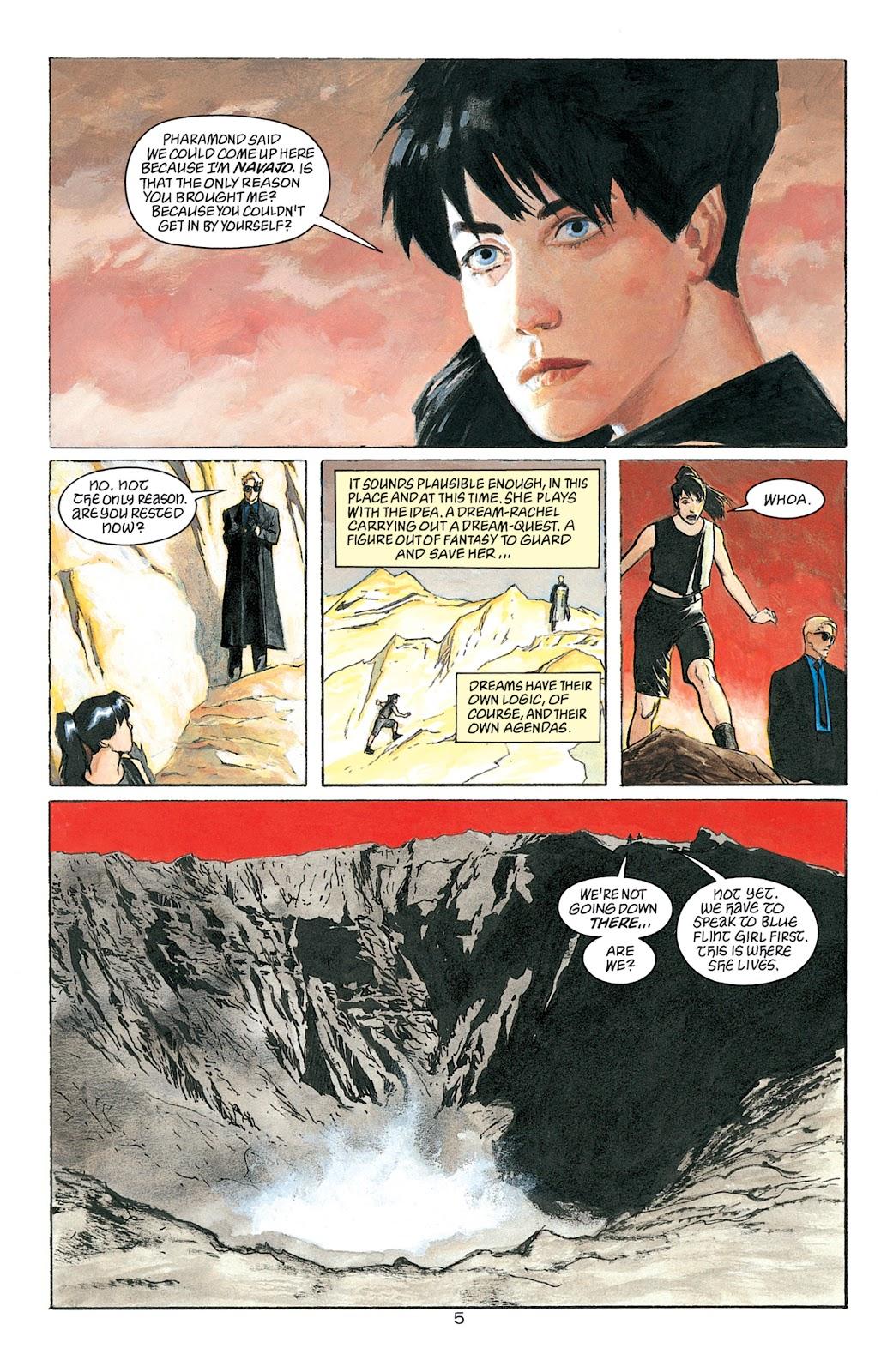Sandman Presents: Lucifer Issue #3 #3 - English 6