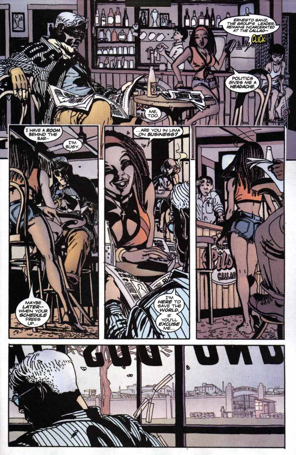 Cable (1993) 97 Page 3
