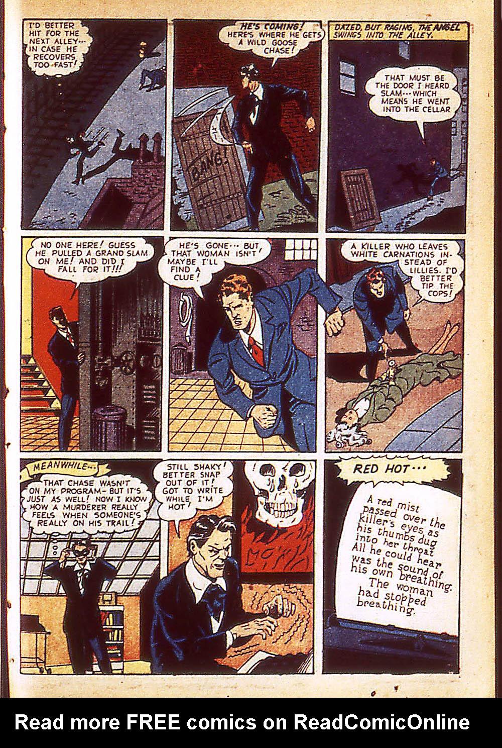 Sub-Mariner Comics Issue #8 #8 - English 50