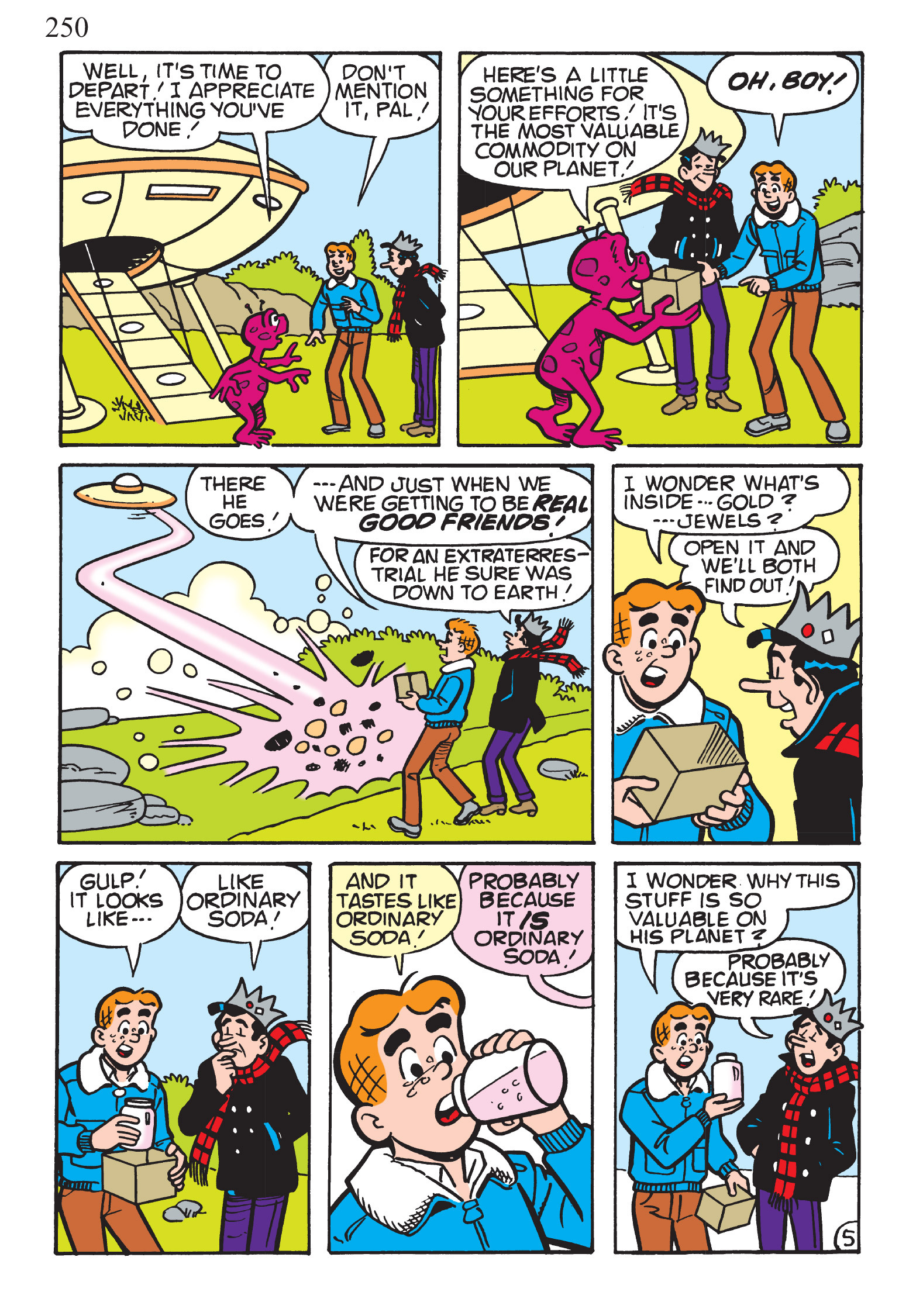 Read online The Best of Archie Comics comic -  Issue # TPB 1 (Part 2) - 22