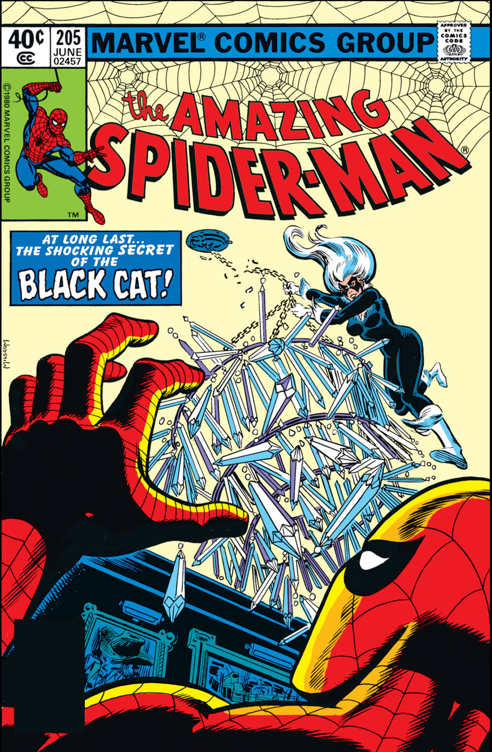 The Amazing Spider-Man (1963) 205 Page 1