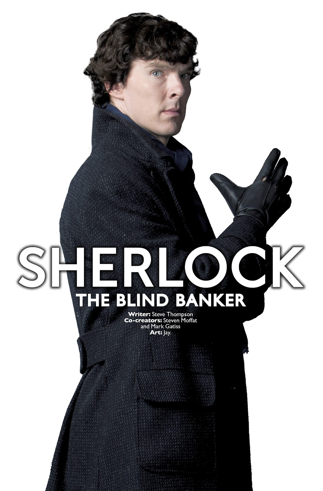 Sherlock: The Blind Banker Issue #3 #3 - English 4