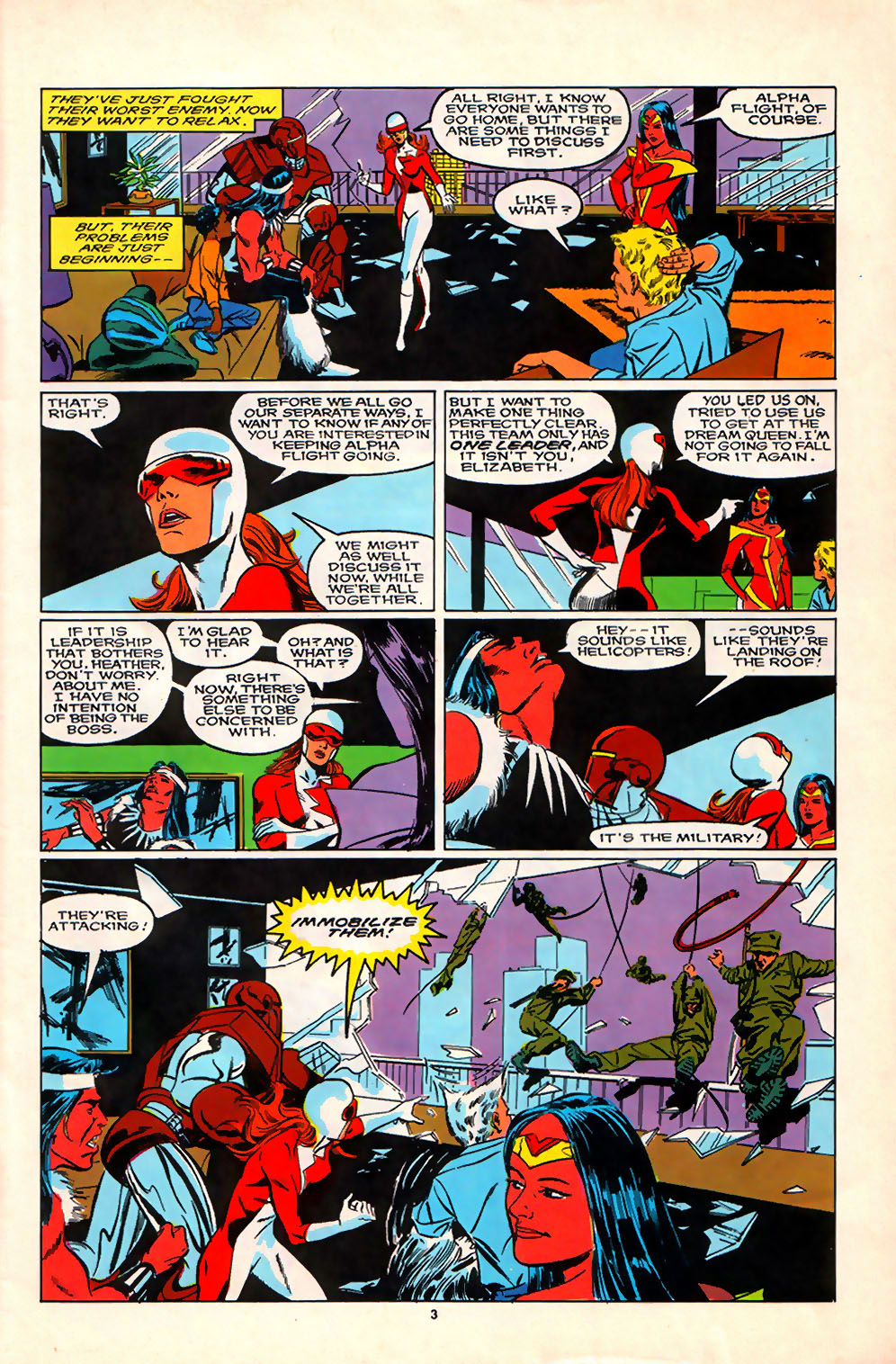 Alpha Flight (1983) 71 Page 4