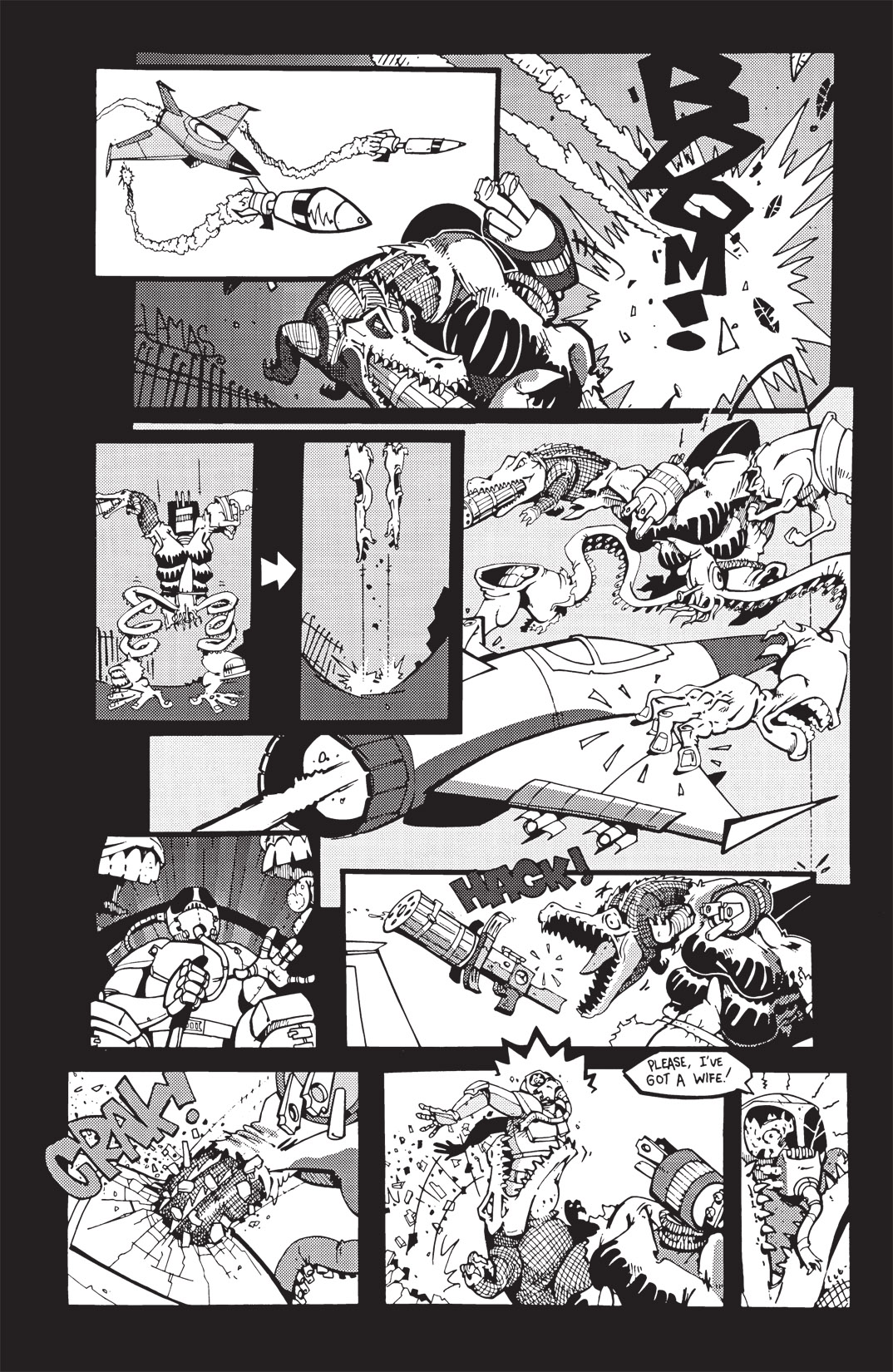 Read online Scud: The Disposable Assassin: The Whole Shebang comic -  Issue # TPB (Part 2) - 246