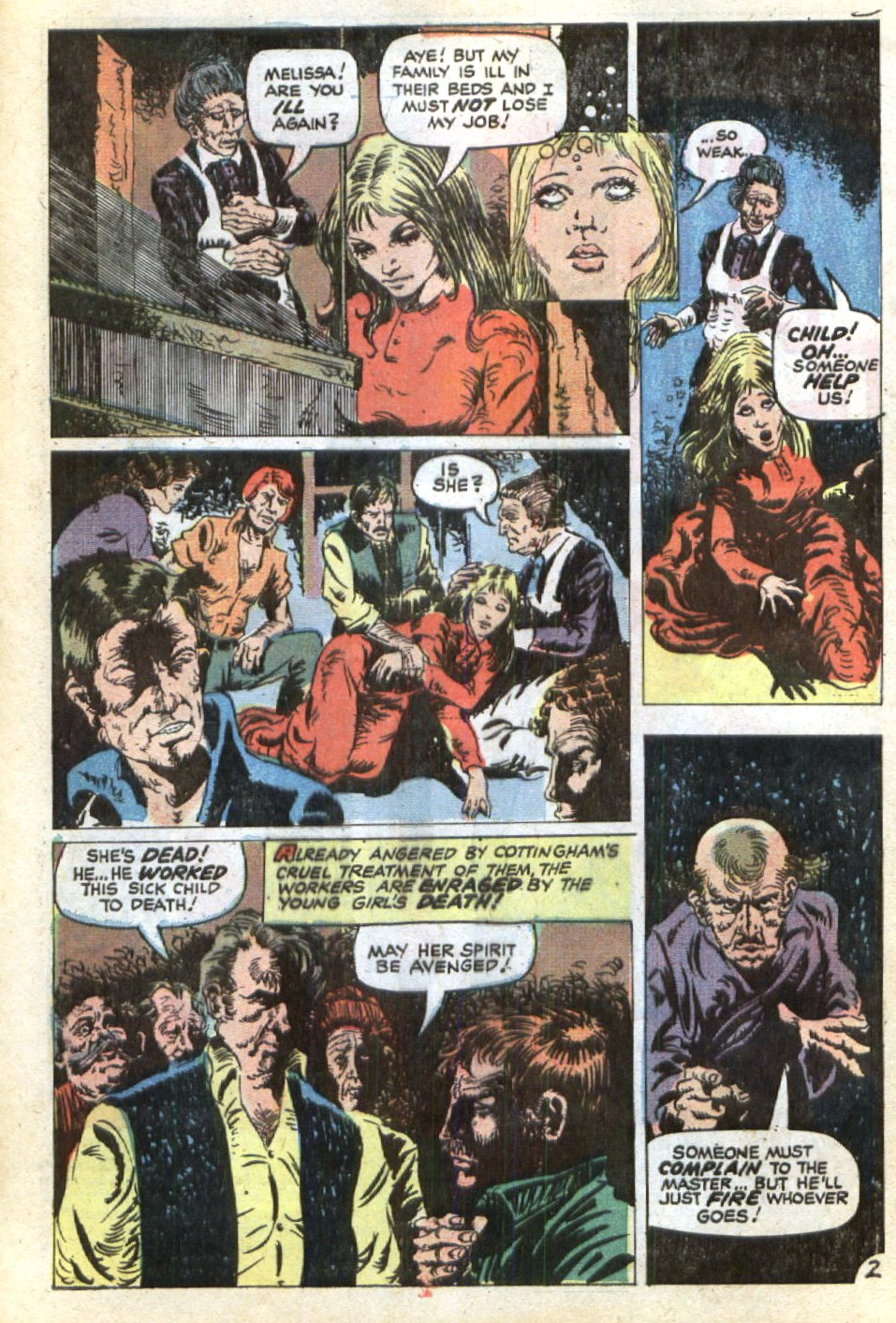 Read online Scary Tales comic -  Issue #9 - 4