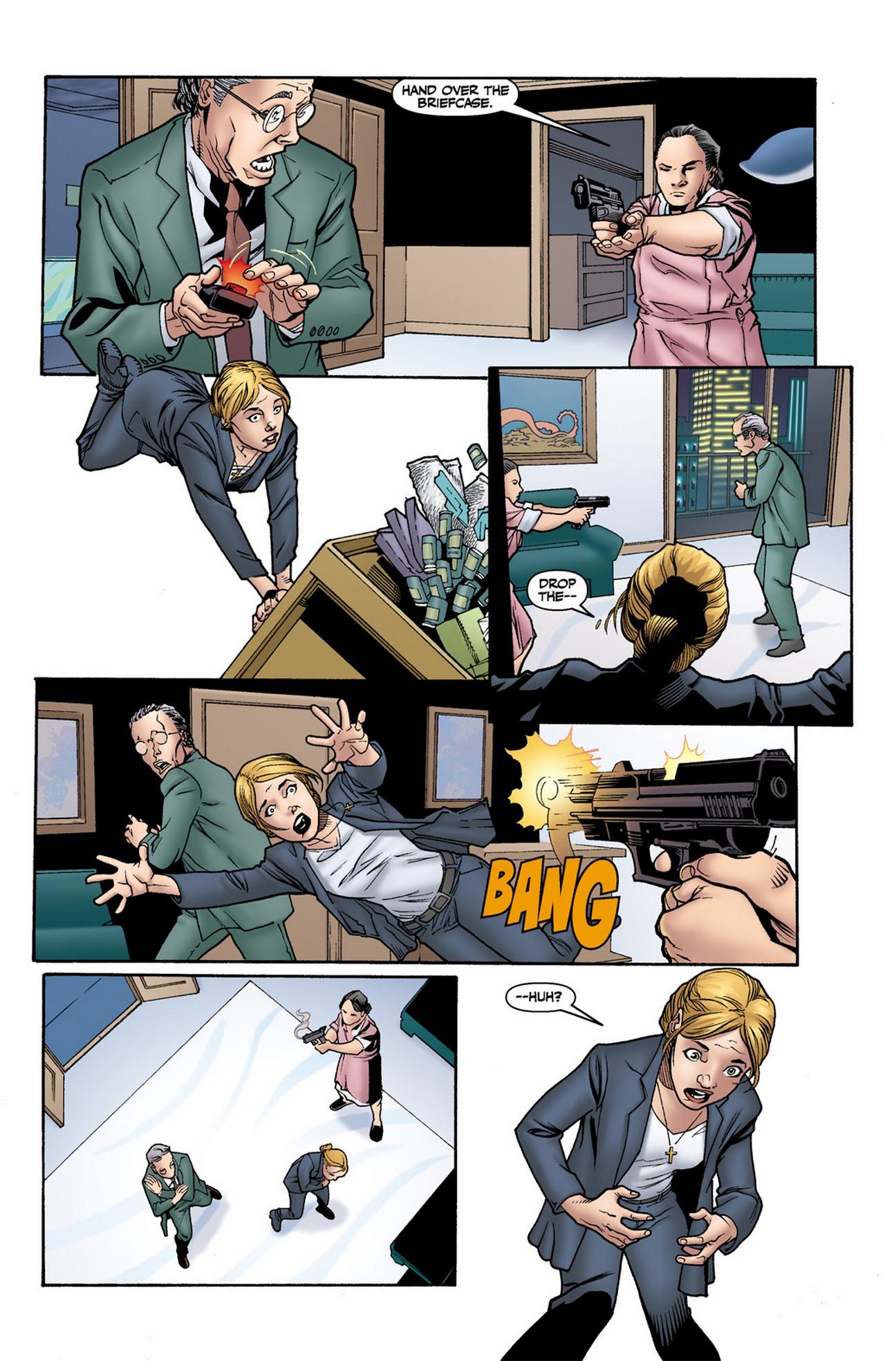 Read online Buffy the Vampire Slayer Season Nine comic -  Issue #11 - 8