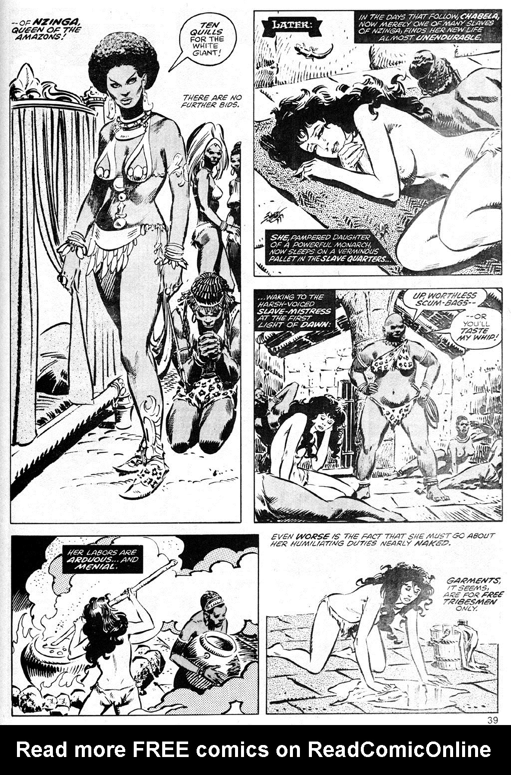 The Savage Sword Of Conan Issue #41 #42 - English 39