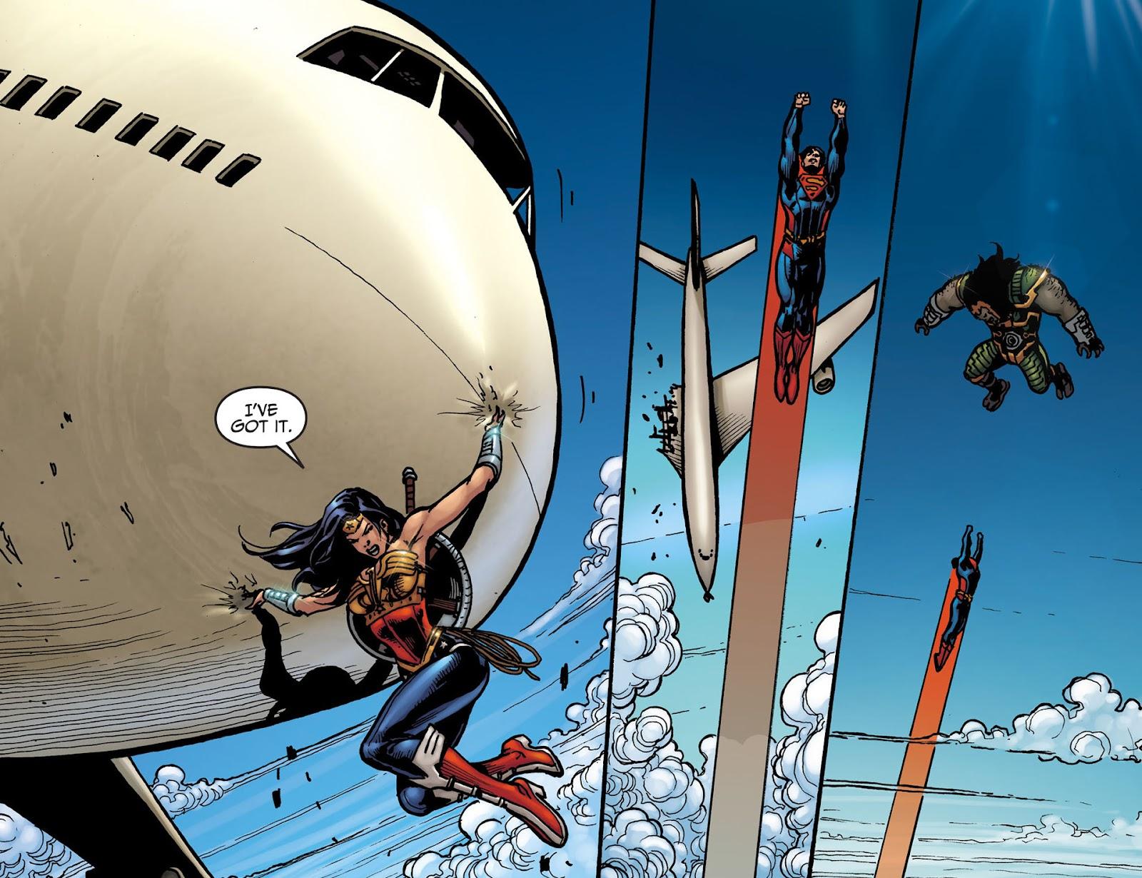 Injustice: Gods Among Us [I] Issue #23 #24 - English 7