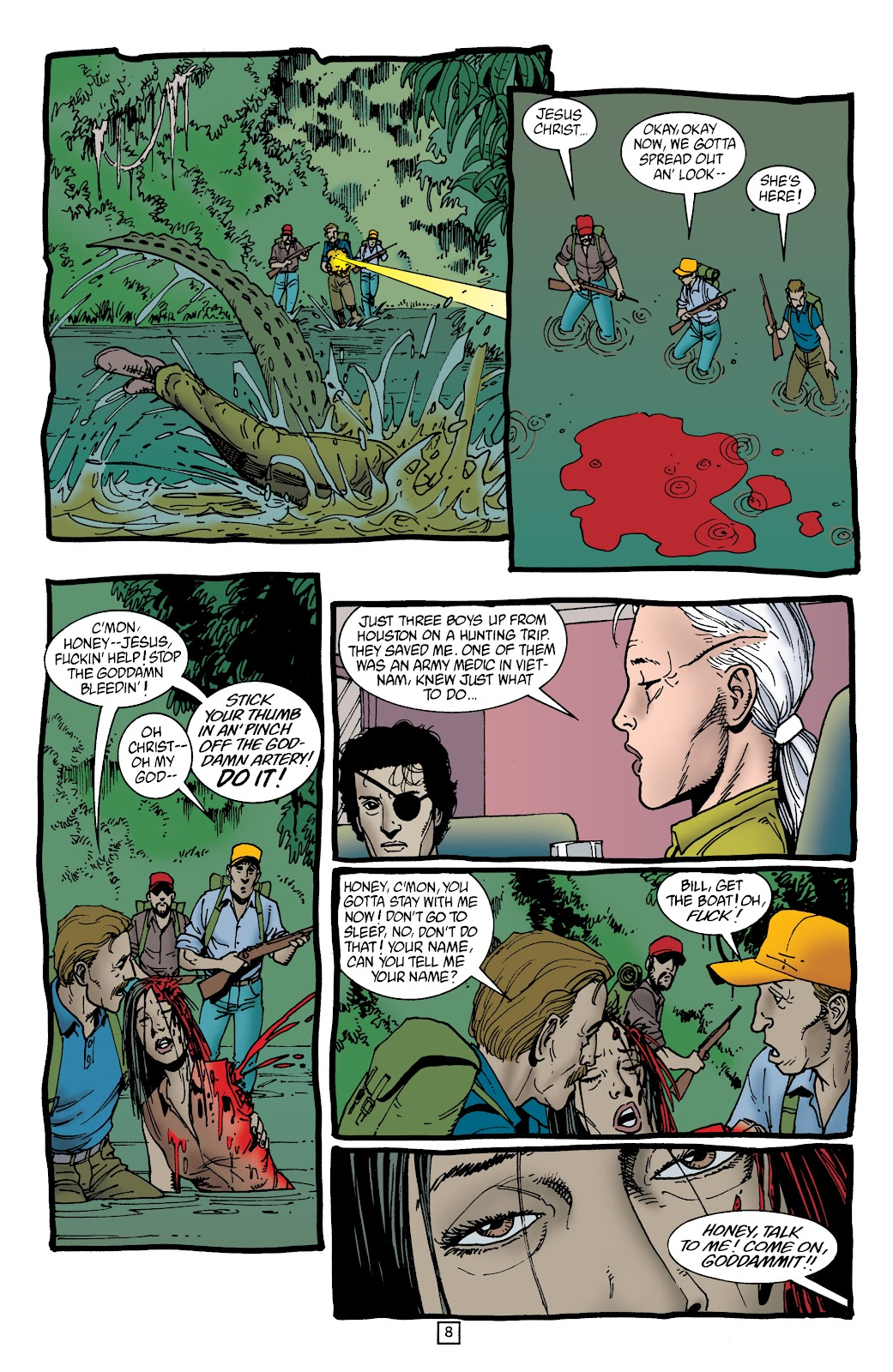 Preacher Issue #43 #52 - English 9