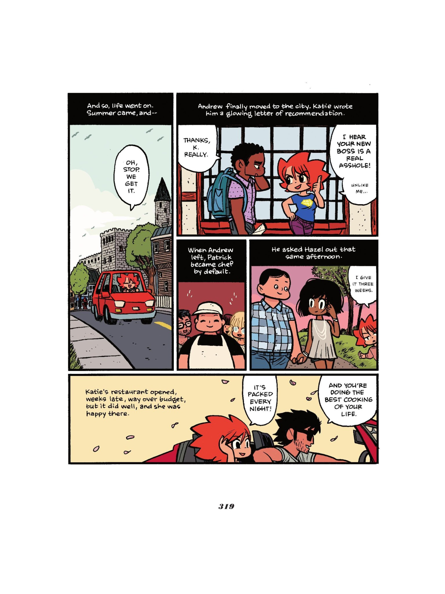 Read online Seconds comic -  Issue # Full - 319