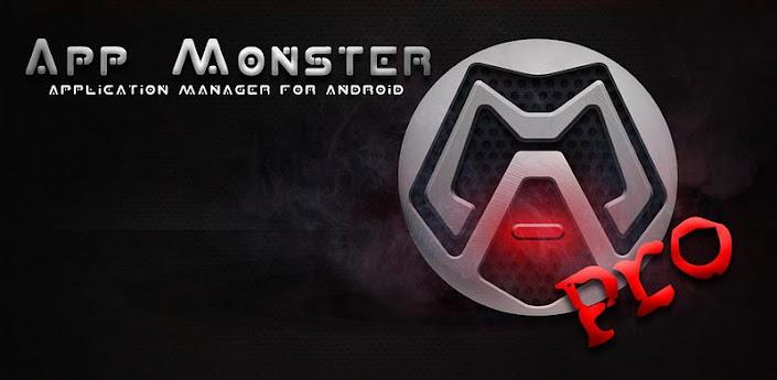 AppMonster Pro Apk v2.7.2
