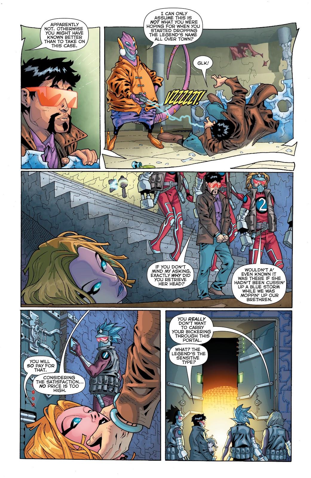 Threshold (2013) Issue #7 #7 - English 30