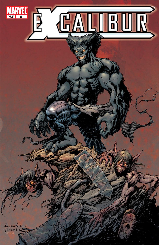 Excalibur (2004) Issue #9 #9 - English 1