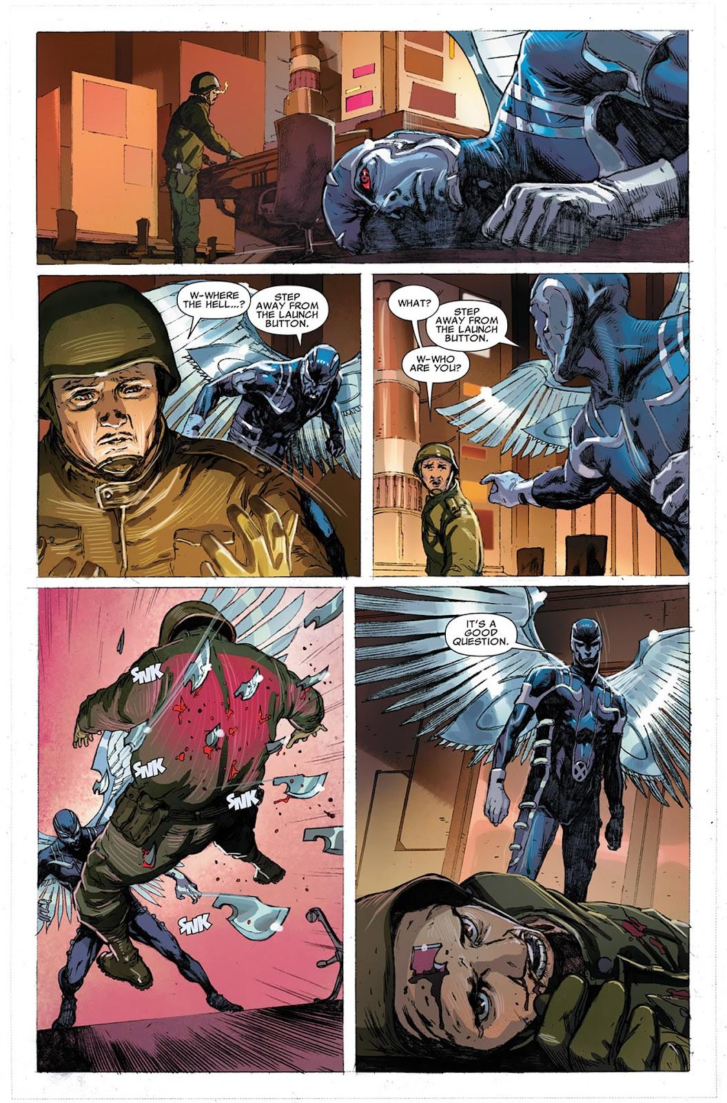 Uncanny X-Force (2010) Issue #8 #9 - English 22