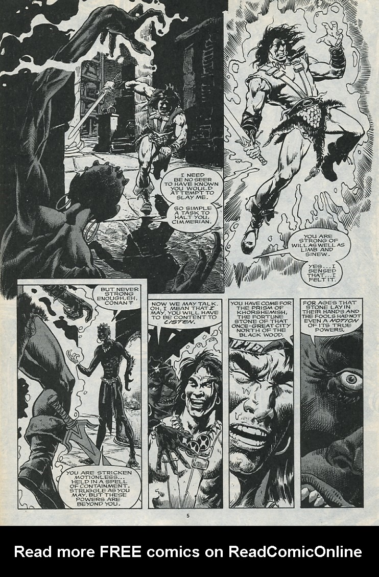The Savage Sword Of Conan Issue #176 #177 - English 7