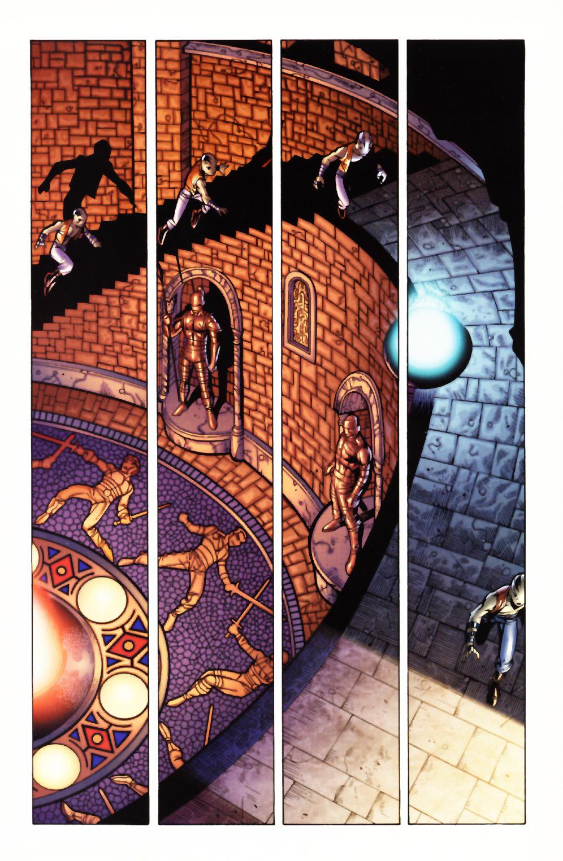 Read online Scion comic -  Issue #3 - 3