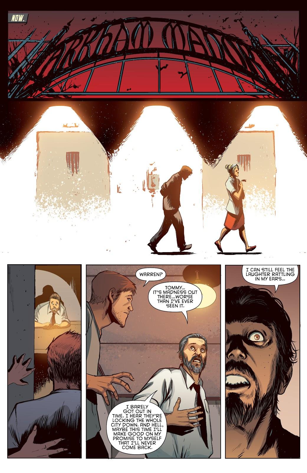 Batman (2011) Annual 3 #13 - English 36