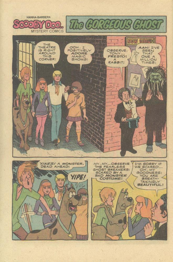 Read online Scooby-Doo... Mystery Comics comic -  Issue #25 - 15