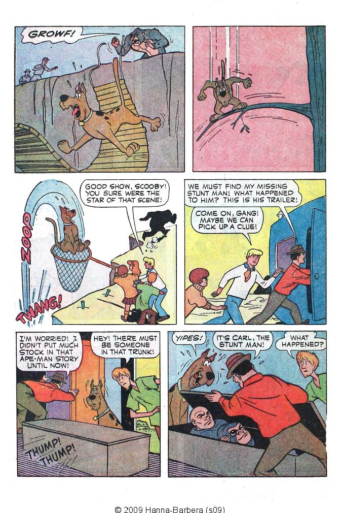 Read online Scooby-Doo... Where Are You! (1970) comic -  Issue #1 - 24