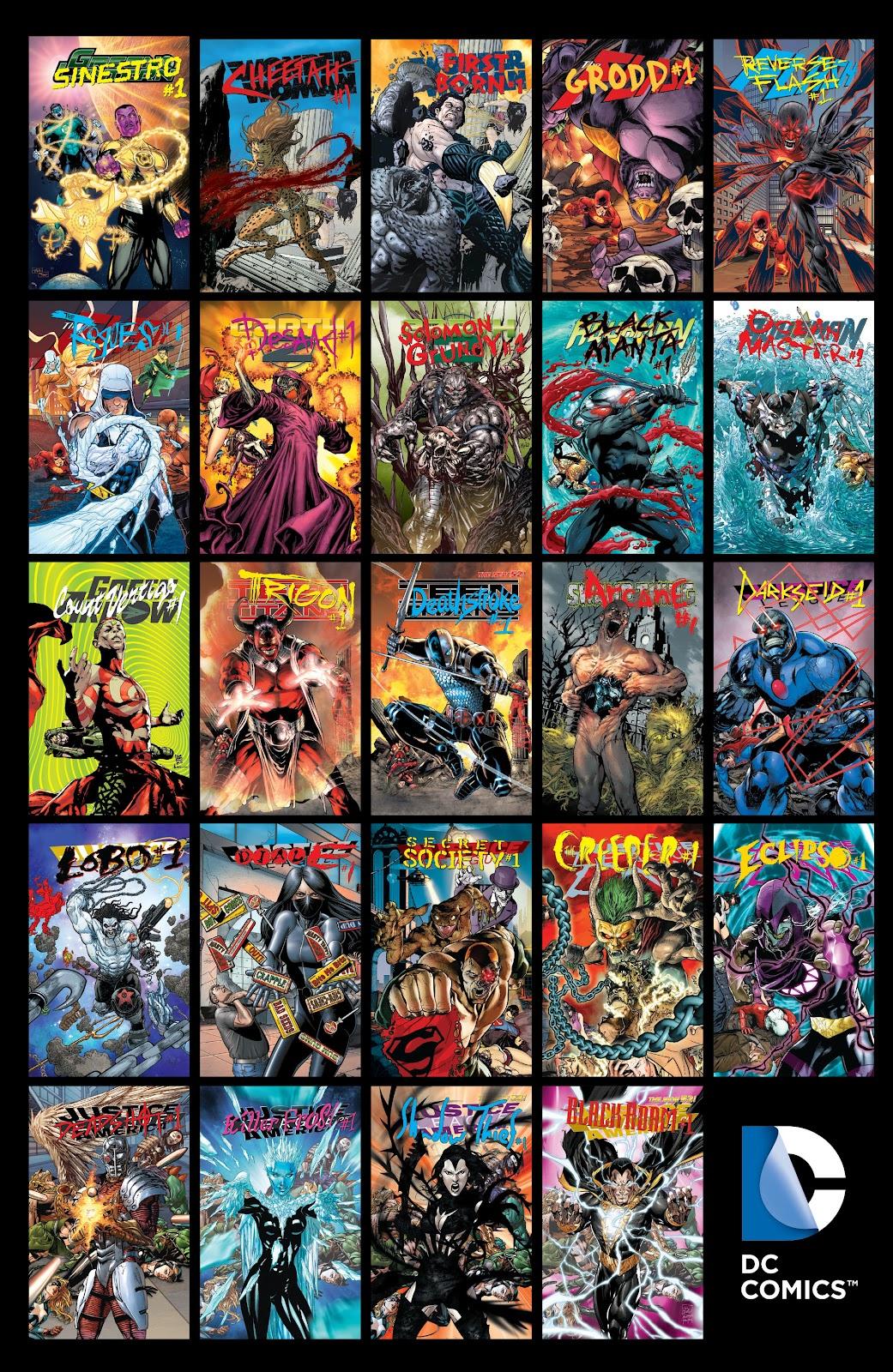 Batman (2011) Issue #23.1 #39 - English 21