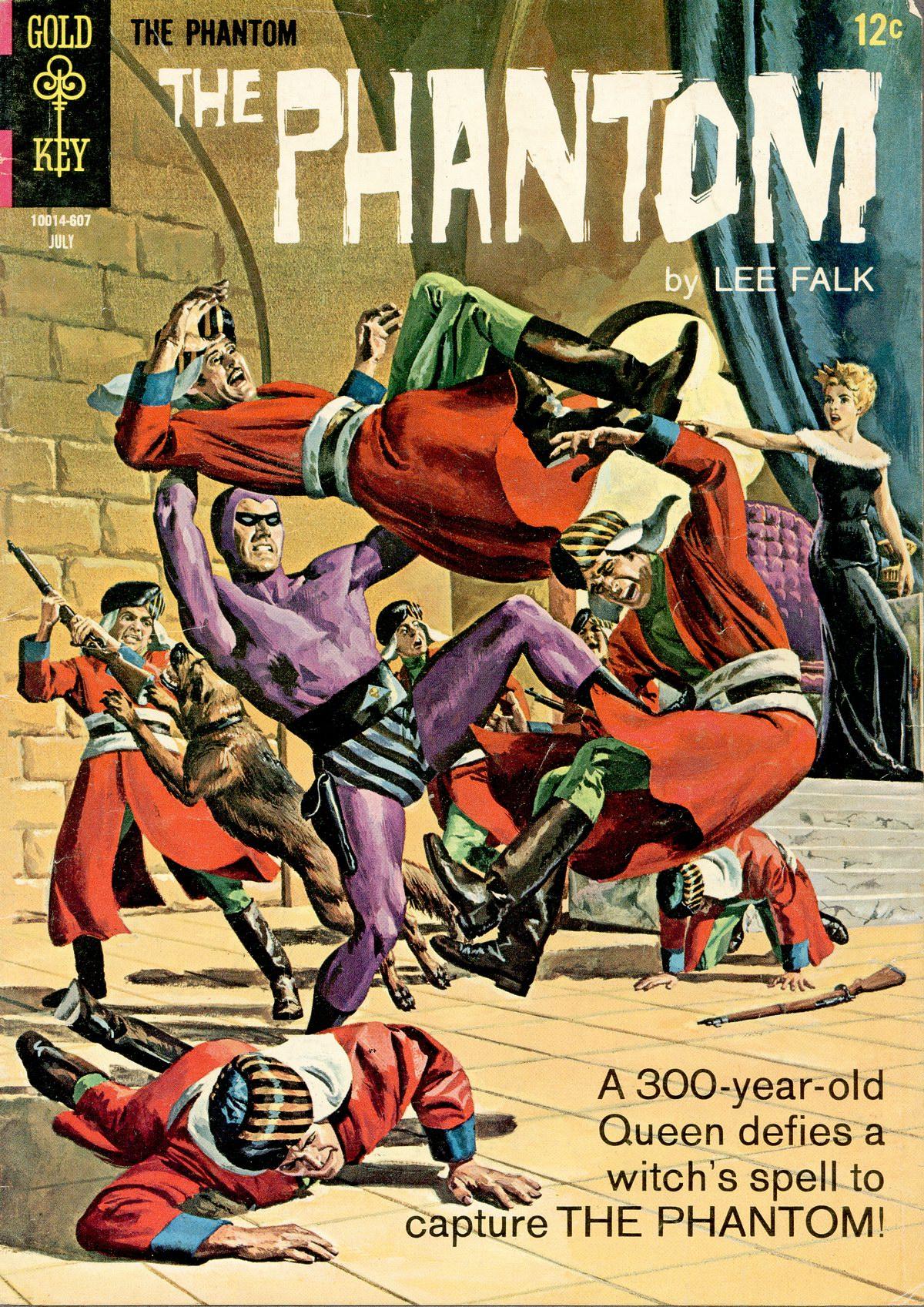 The Phantom (1962) 17 Page 1