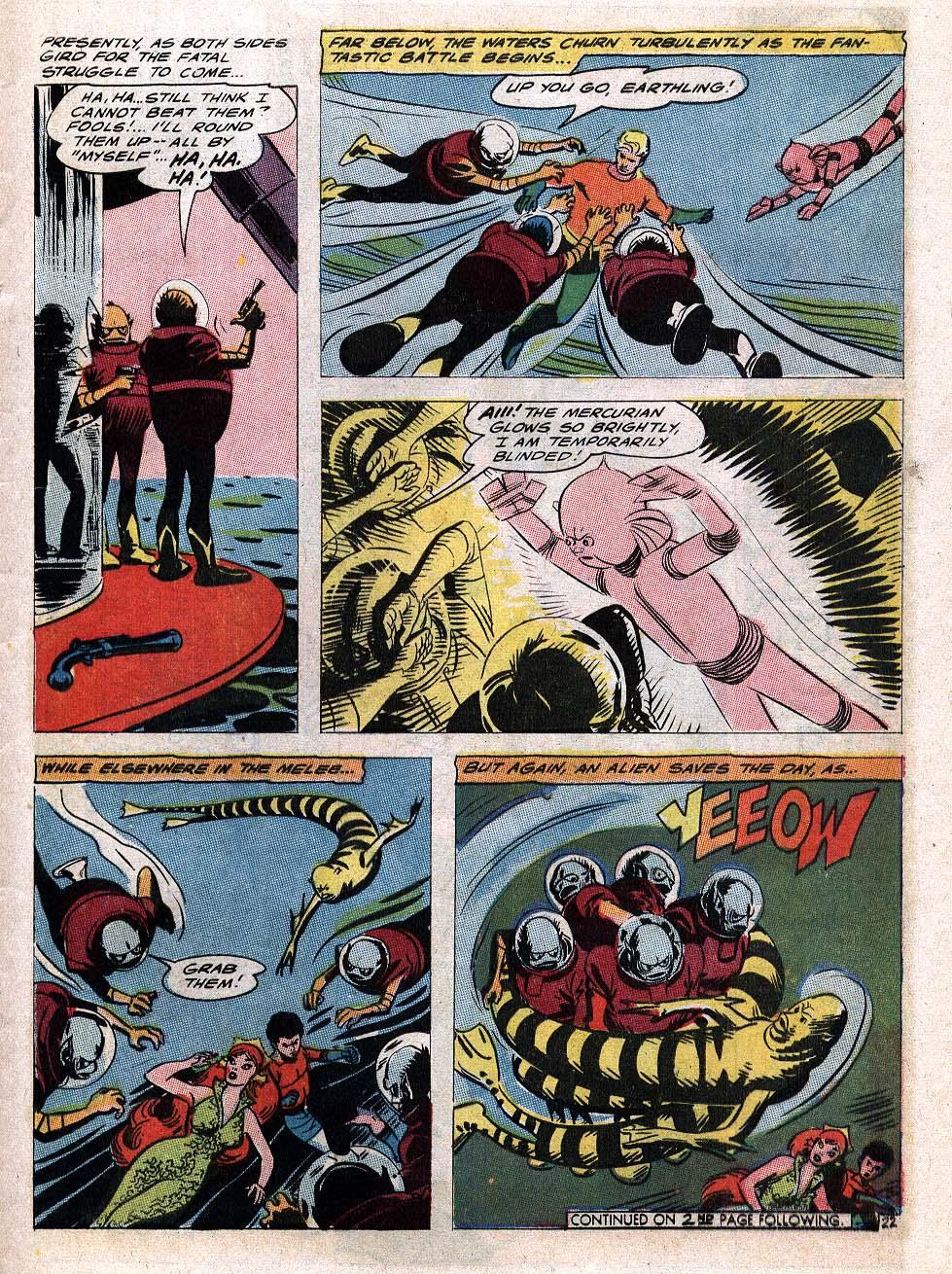 Aquaman (1962) Issue #27 #27 - English 29