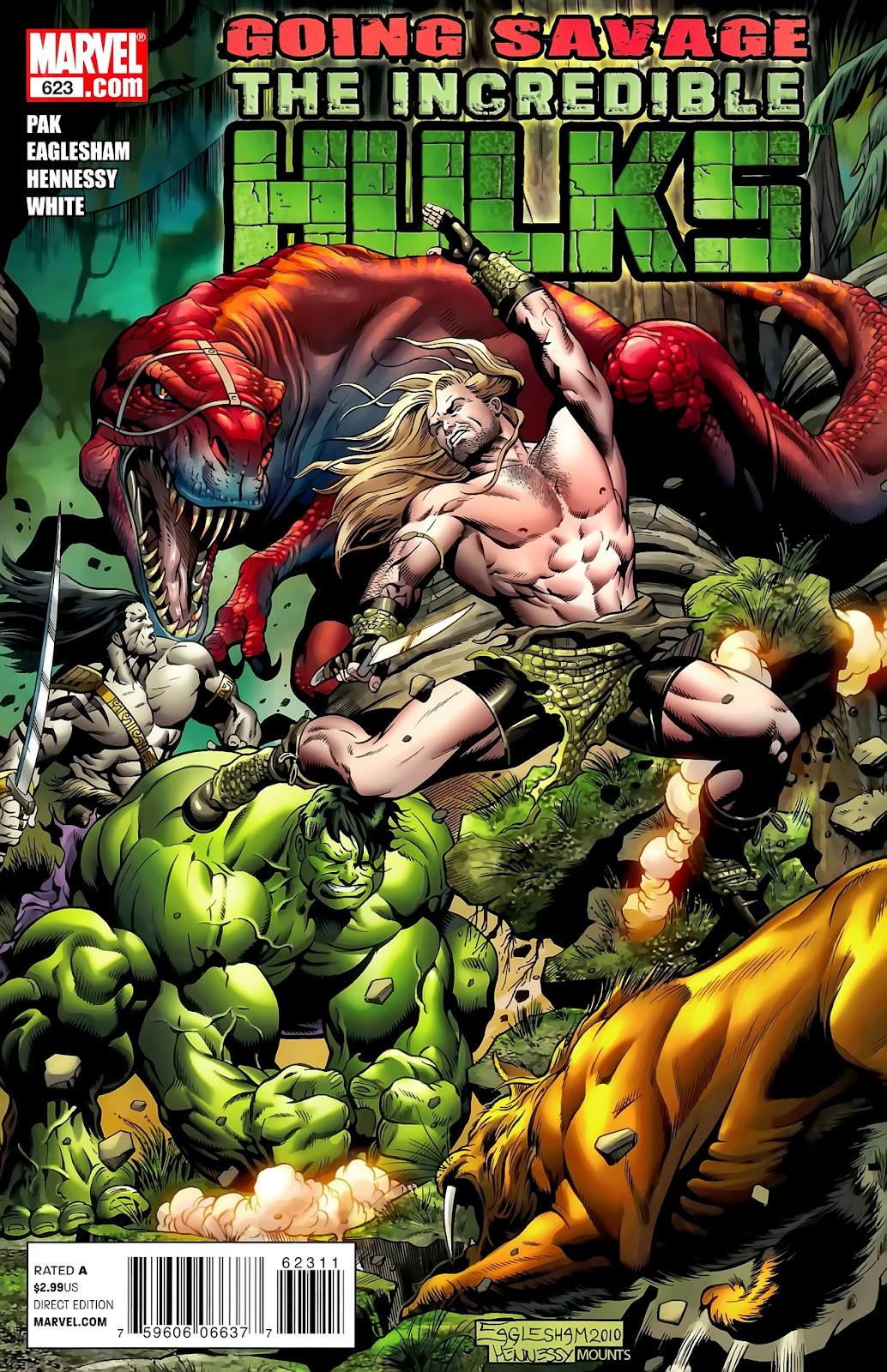 Incredible Hulks (2010) Issue #623 #13 - English 1