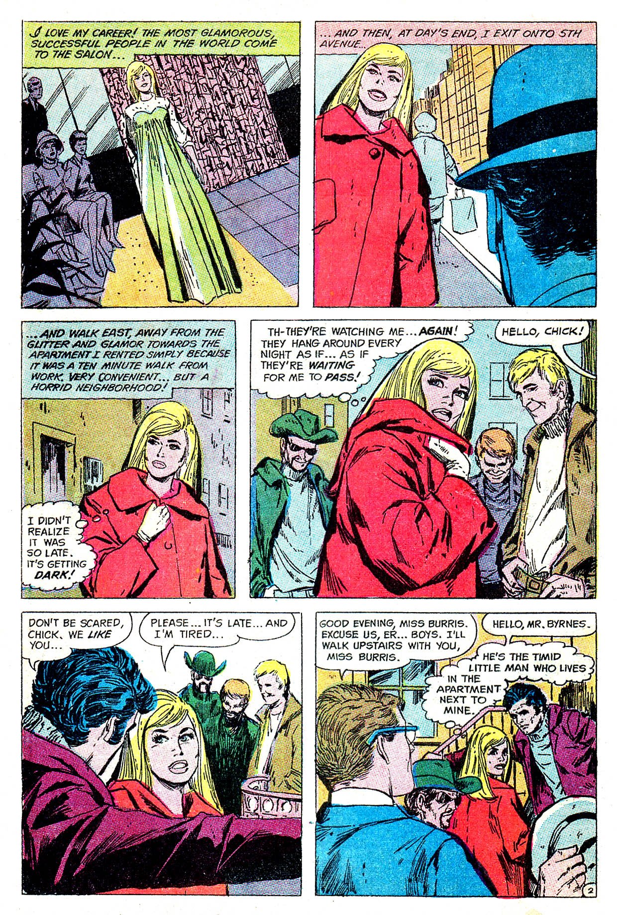 Read online Secret Hearts comic -  Issue #135 - 4