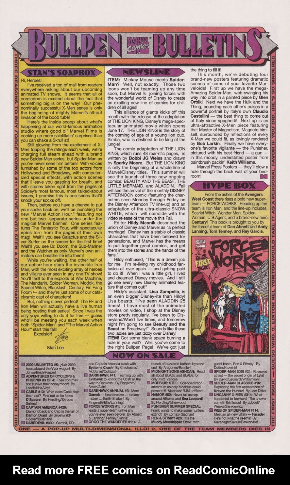 Force Works Issue #1 #1 - English 21