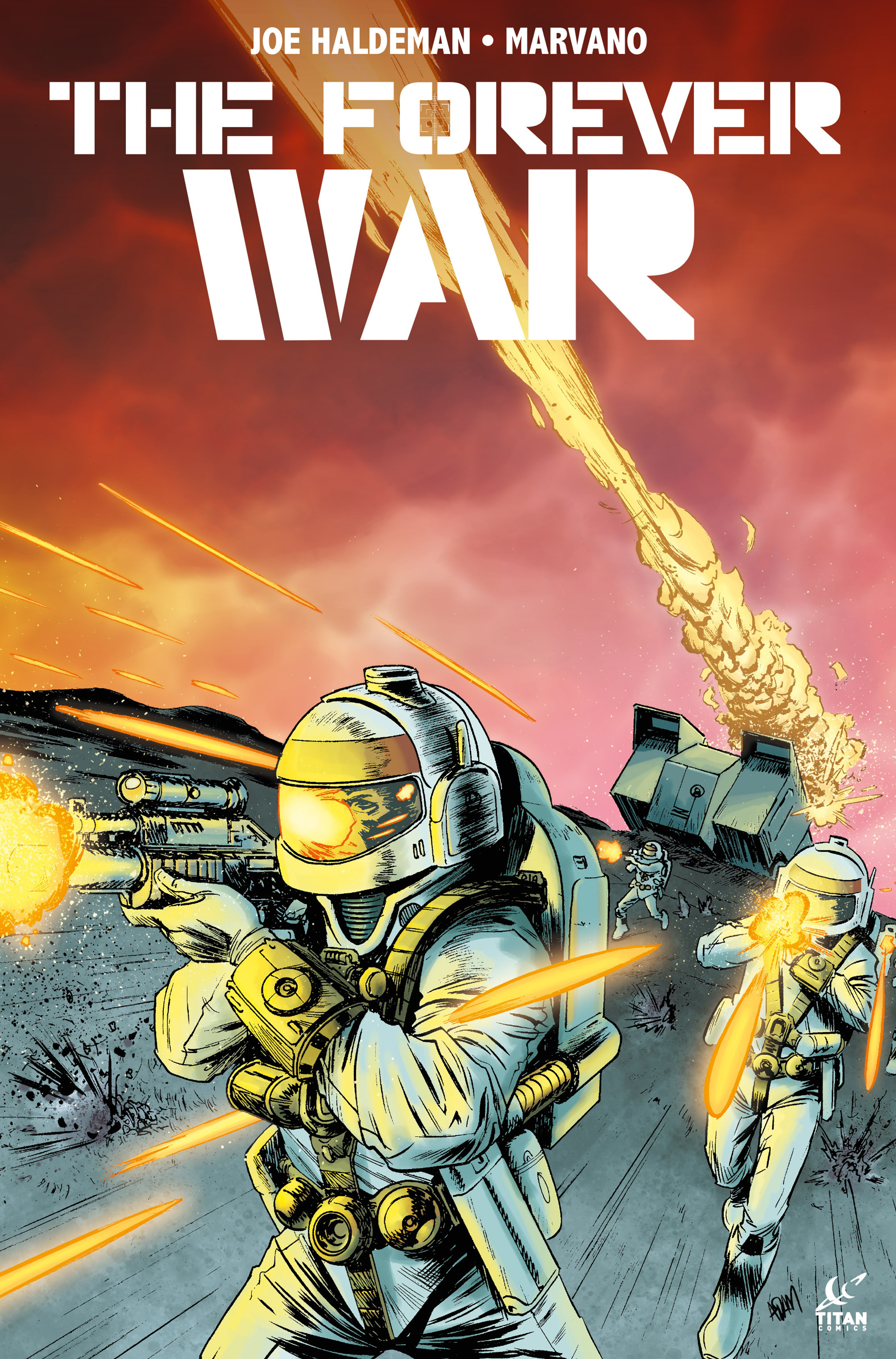 The Forever War (2017) #3 #4 - English 3