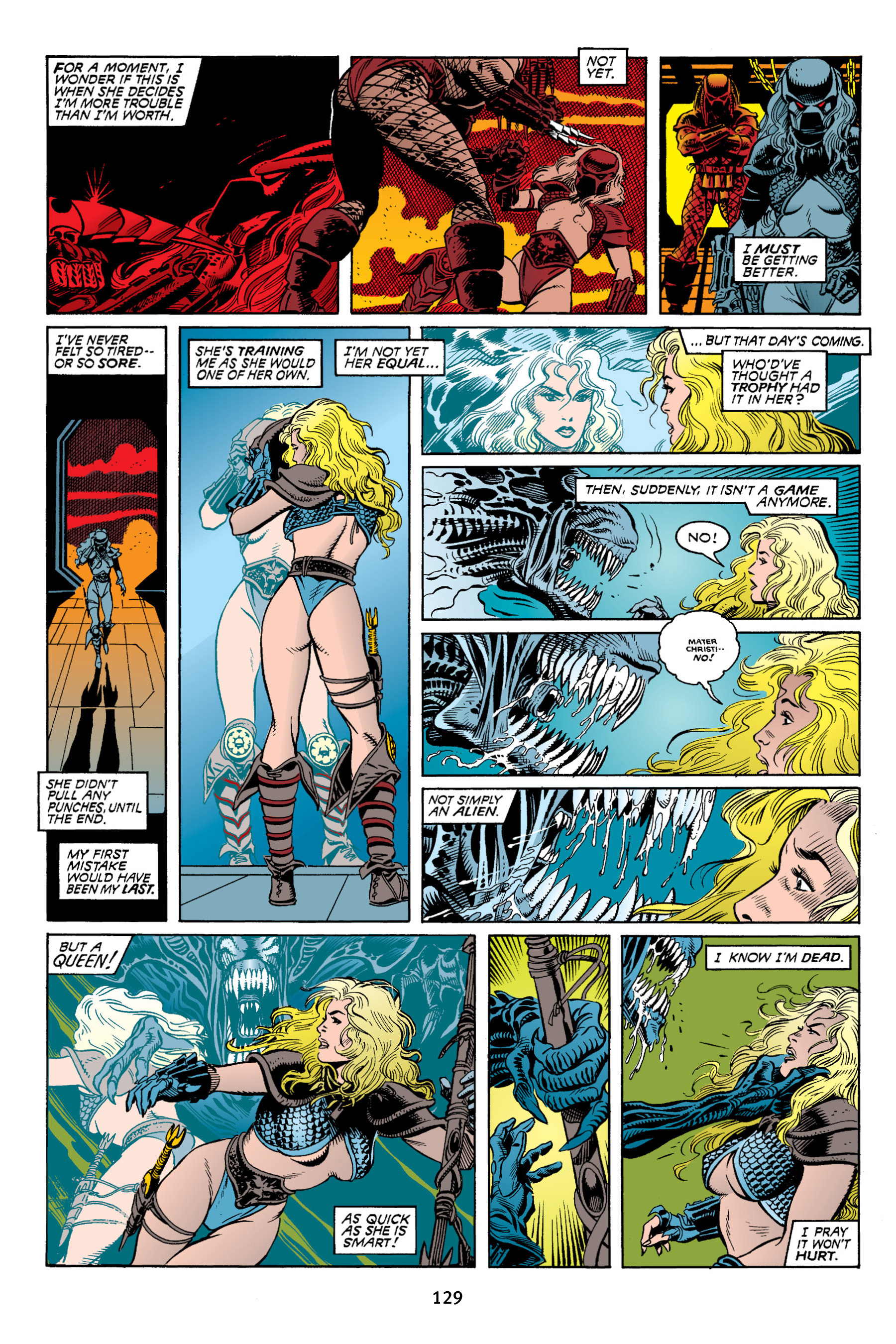 Aliens vs. Predator Omnibus _TPB_2_Part_2 Page 16