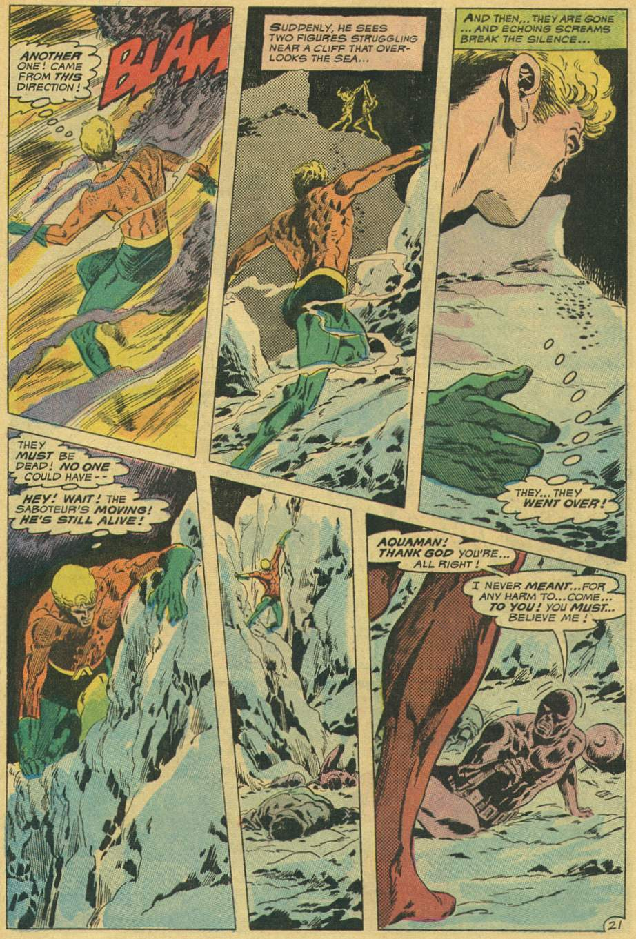 Aquaman (1962) Issue #49 #49 - English 29