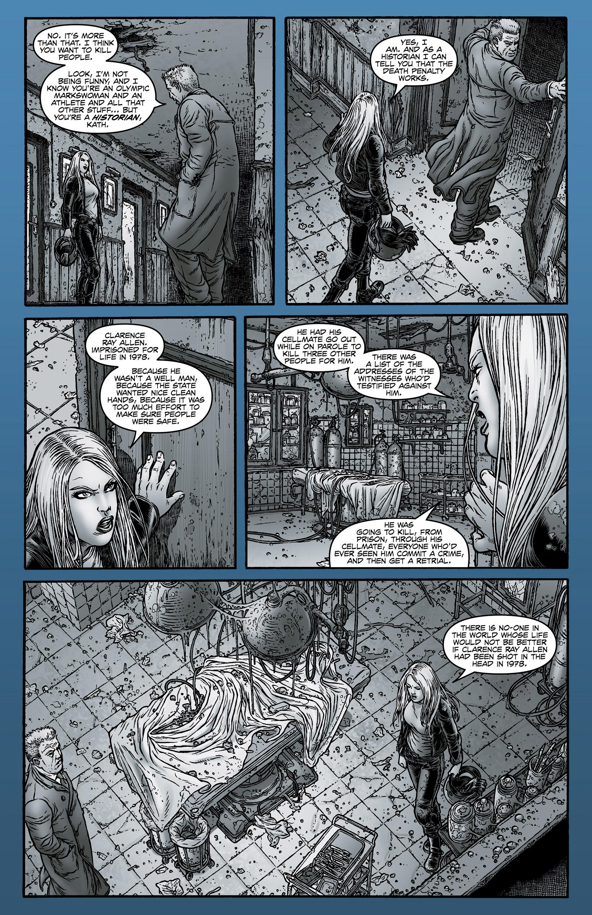 Black Summer 5 Page 8