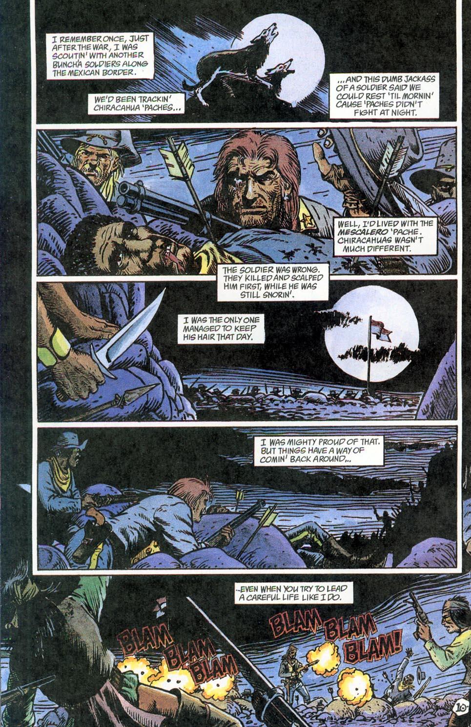 Jonah Hex: Two-Gun Mojo Issue #5 #5 - English 12