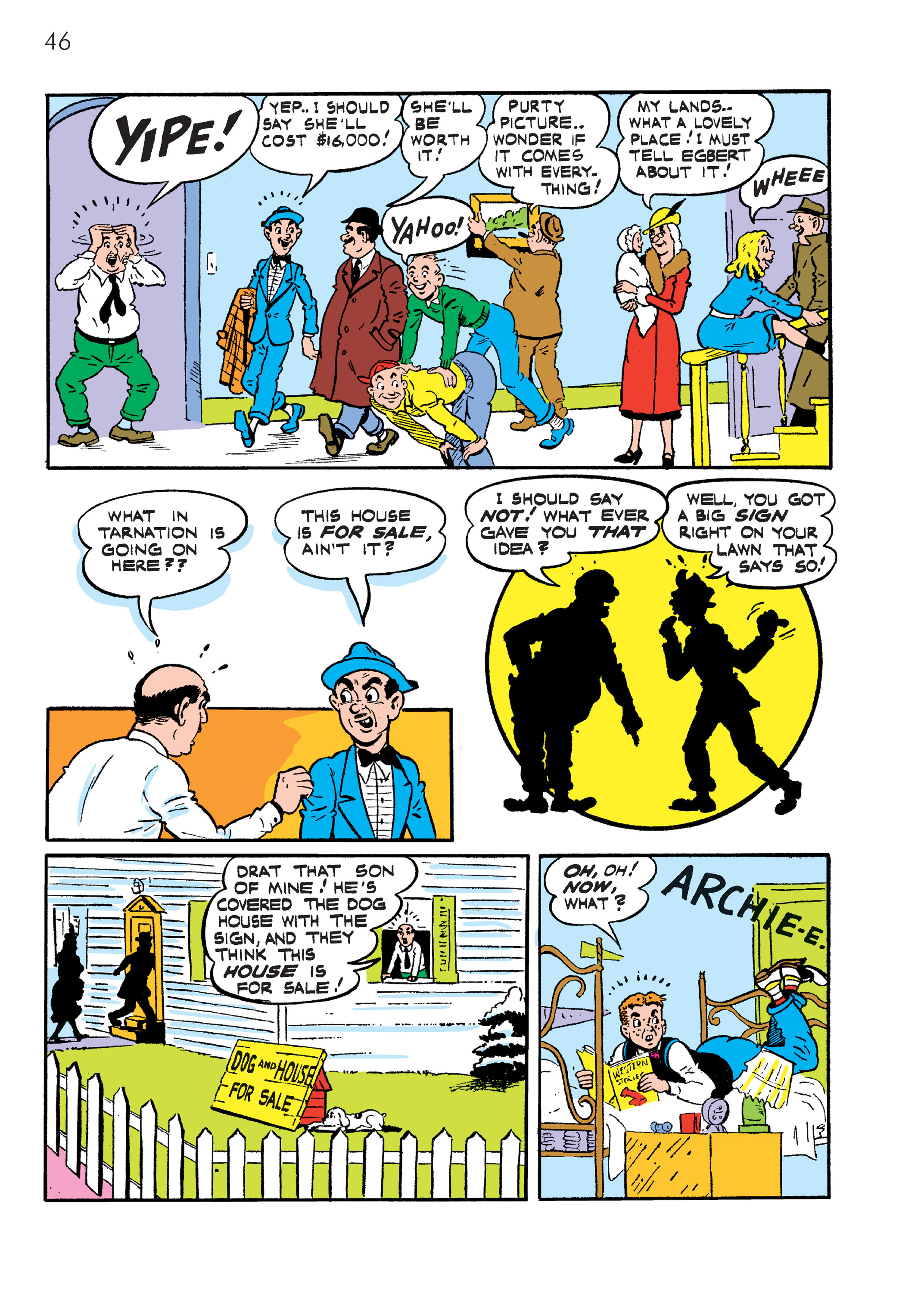 Read online The Best of Archie Comics comic -  Issue # TPB 4 (Part 1) - 47
