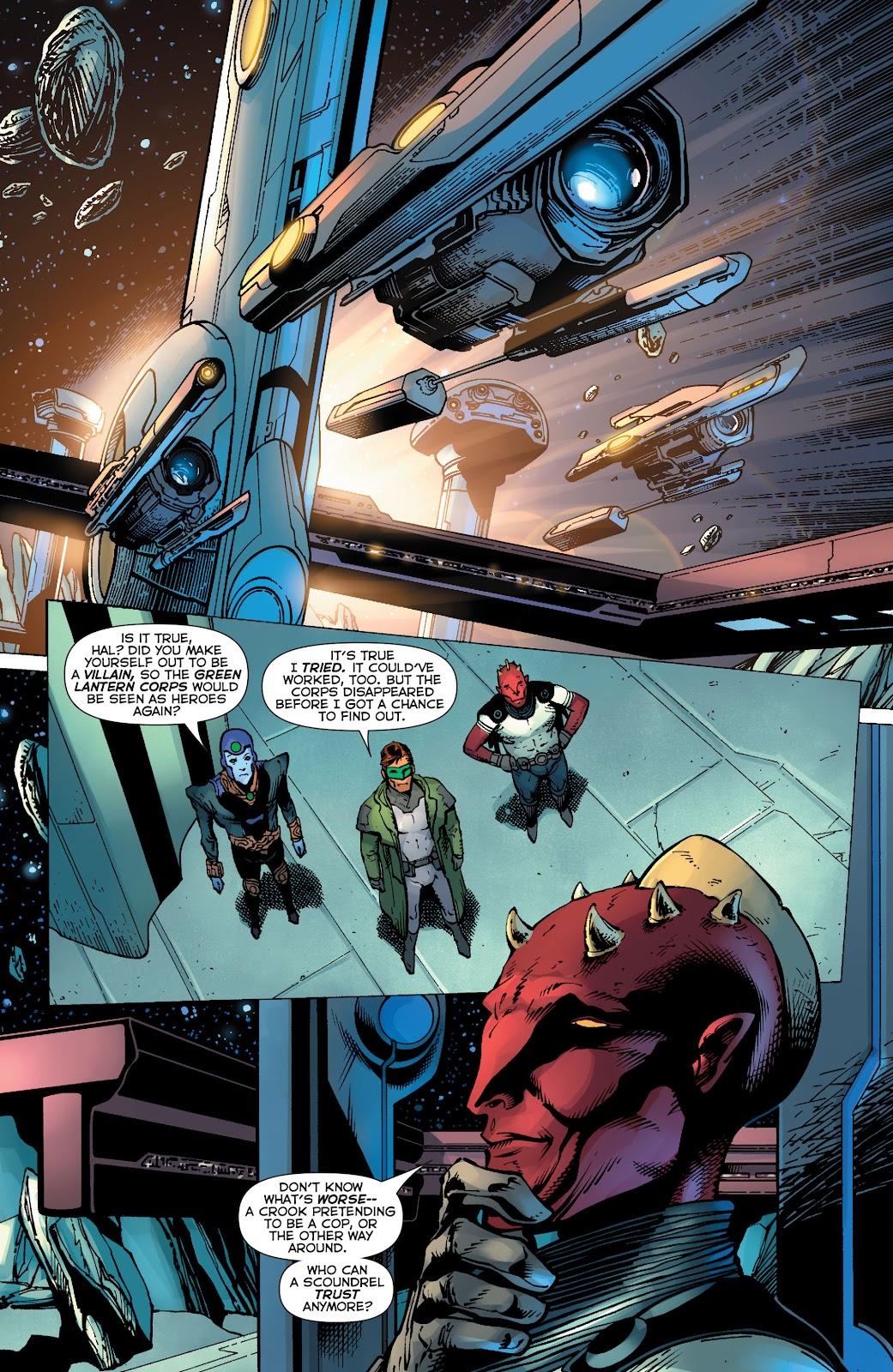 Green Lantern (2011) Issue #52 #61 - English 22