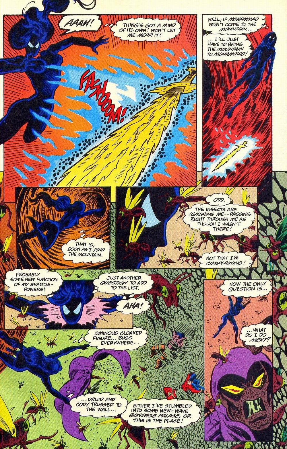 Read online Secret Defenders comic -  Issue #18 - 22