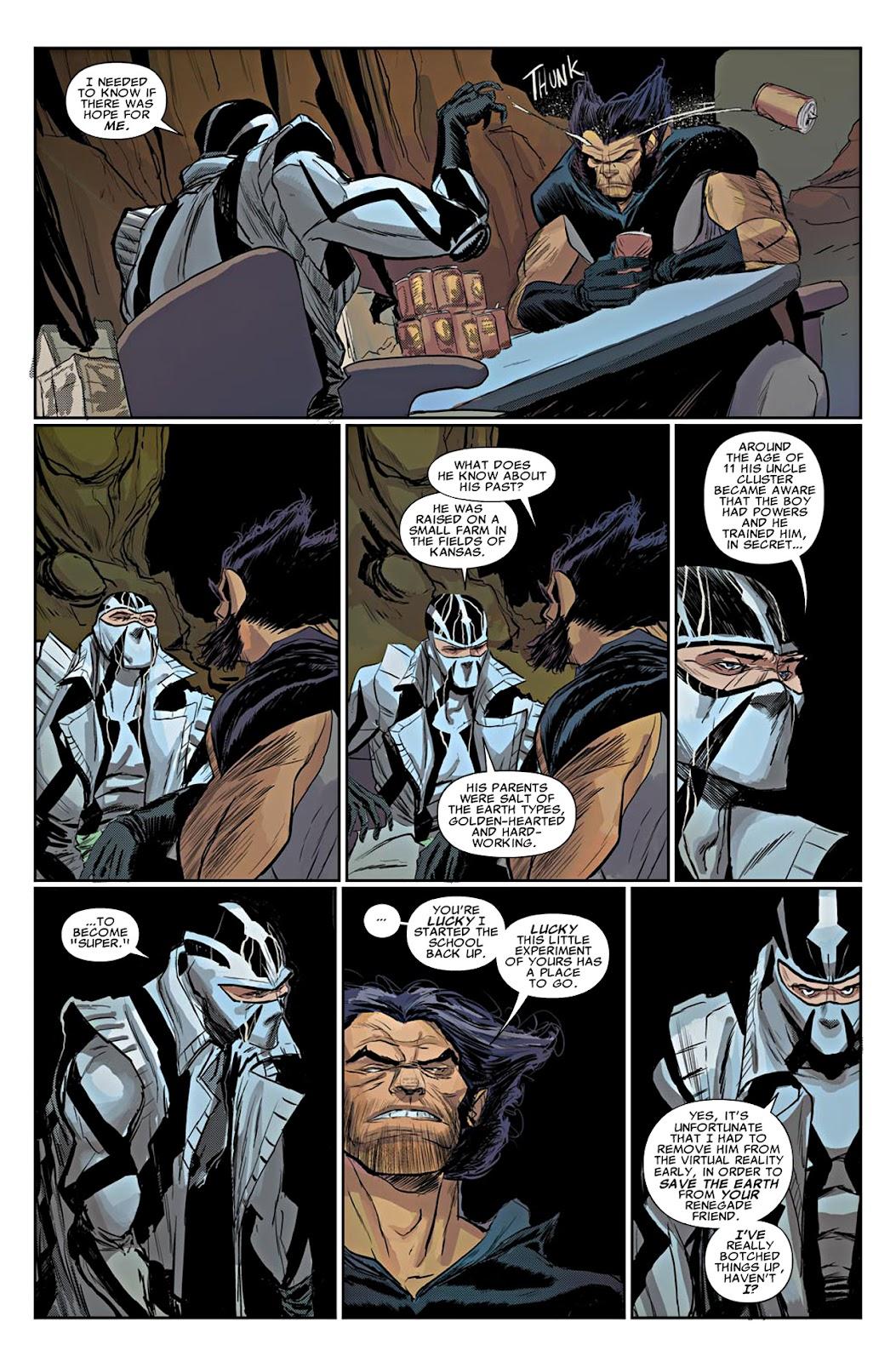 Uncanny X-Force (2010) Issue #19 #20 - English 16