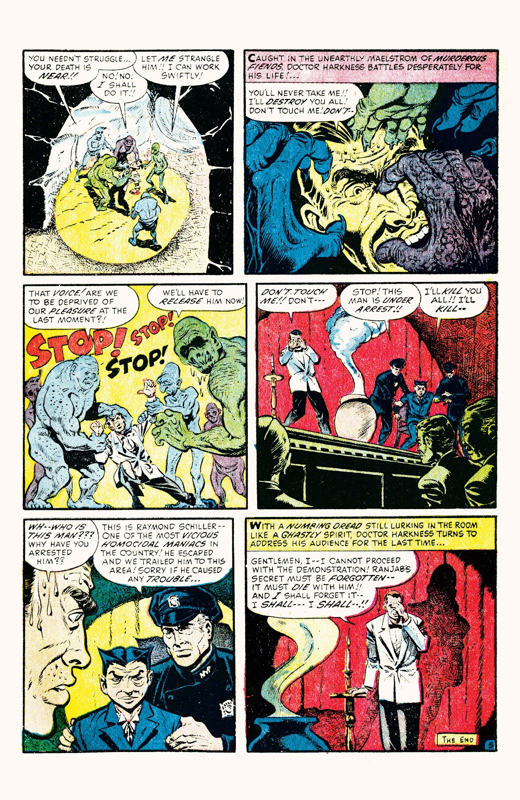 Haunted Horror Issue #12 #12 - English 33