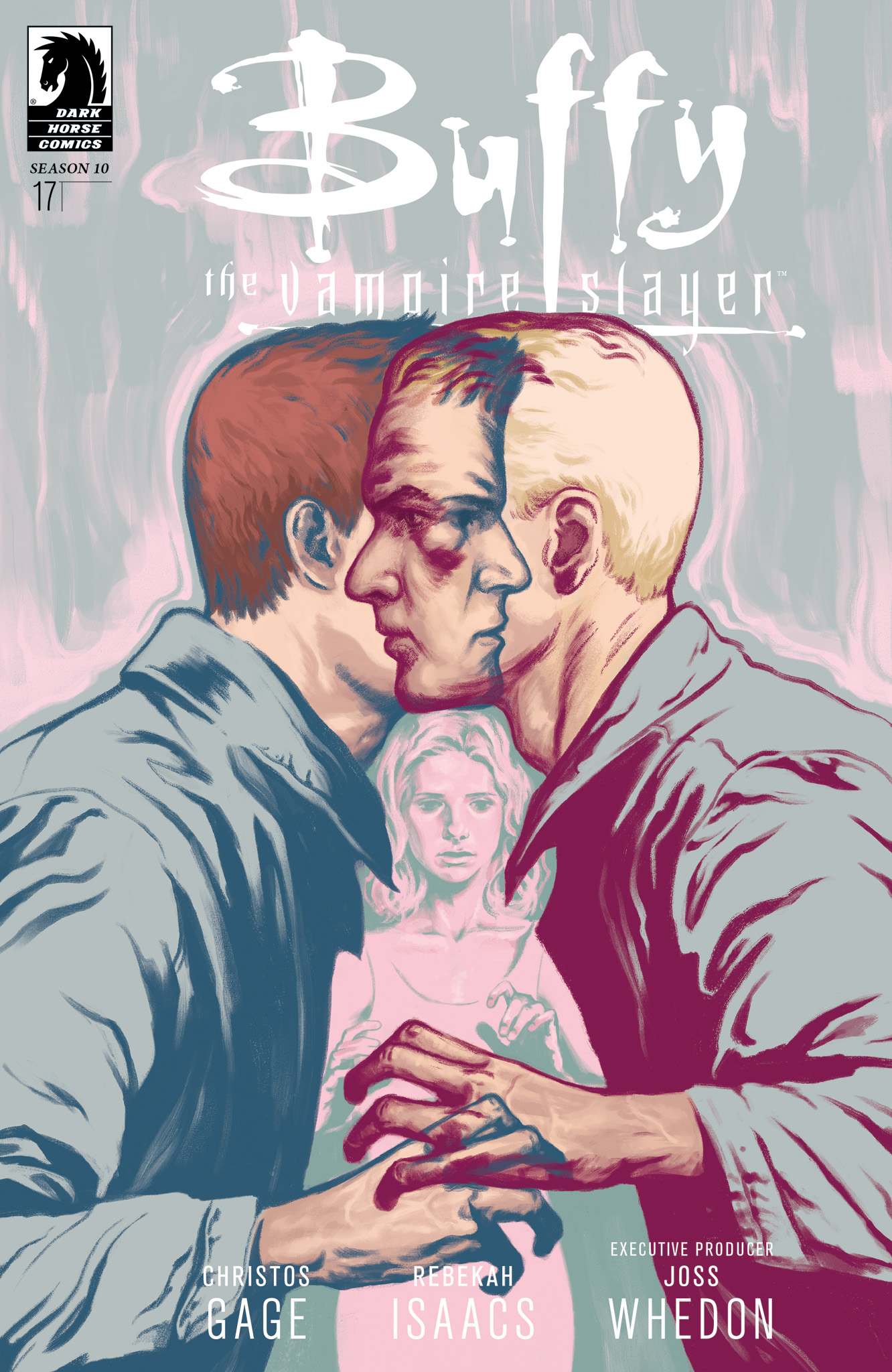 Buffy the Vampire Slayer Comic Book Season 10 #13 Cover B Dark Horse 2015 NEW