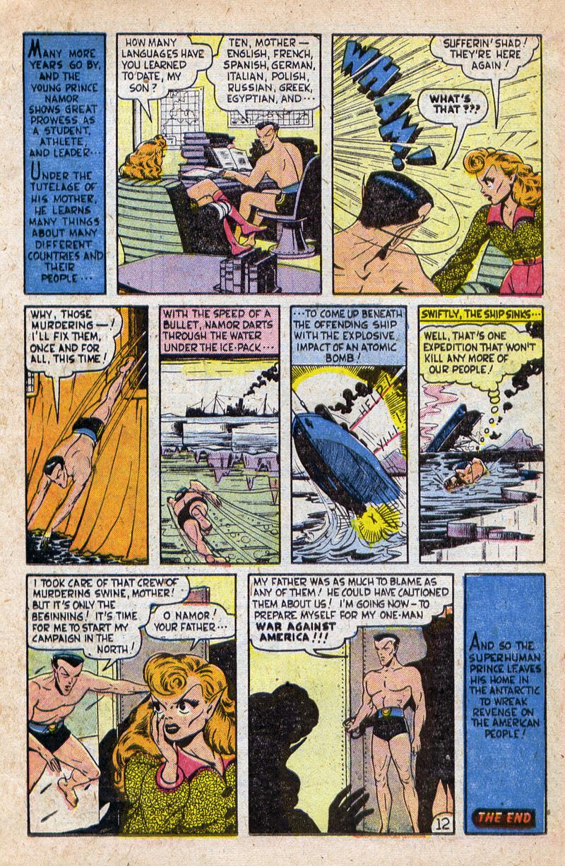 Sub-Mariner Comics #32 #32 - English 14