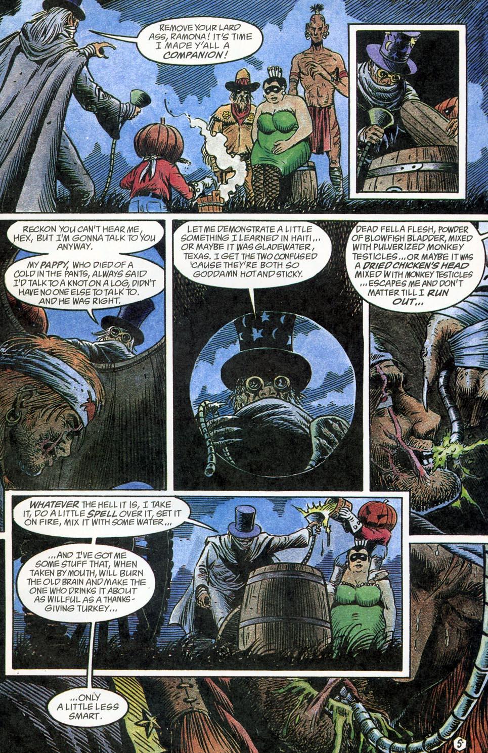 Jonah Hex: Two-Gun Mojo Issue #4 #4 - English 7