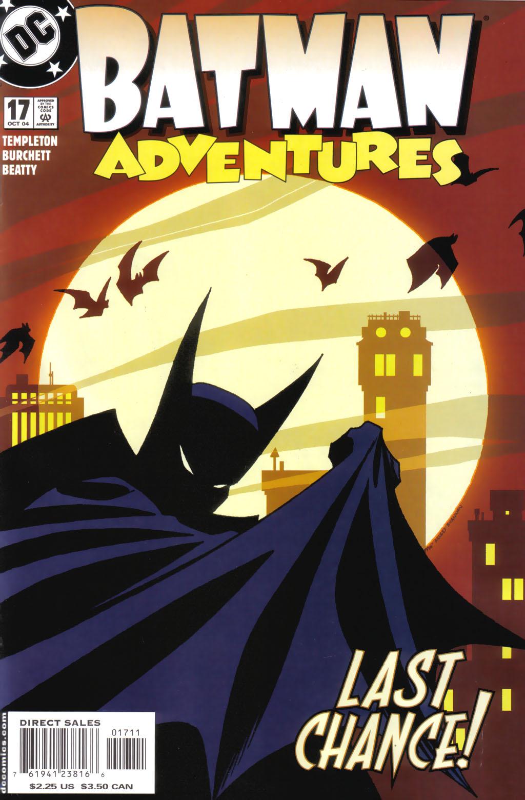 Batman Adventures (2003) 17 Page 1