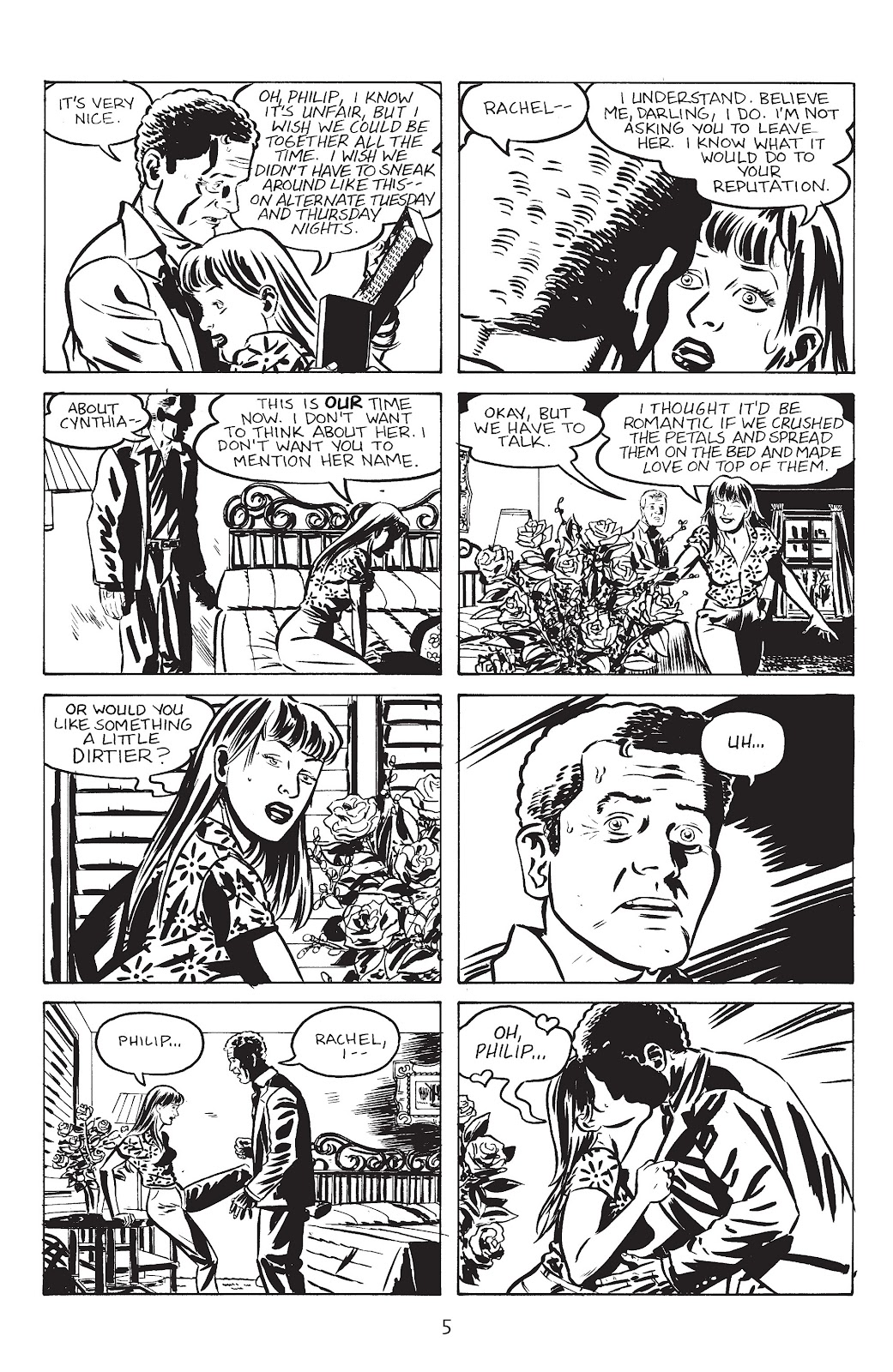 Stray Bullets Issue #20 #20 - English 7