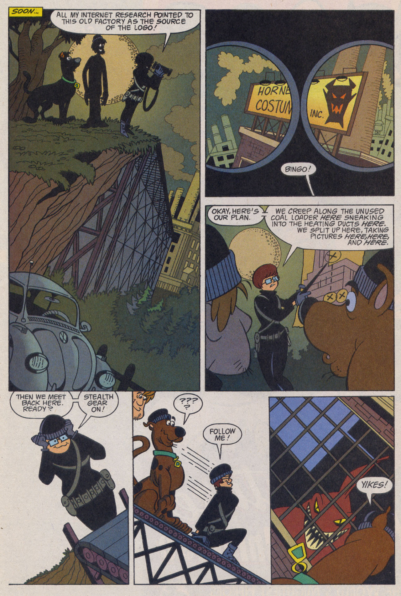 Read online Scooby-Doo (1997) comic -  Issue #9 - 27