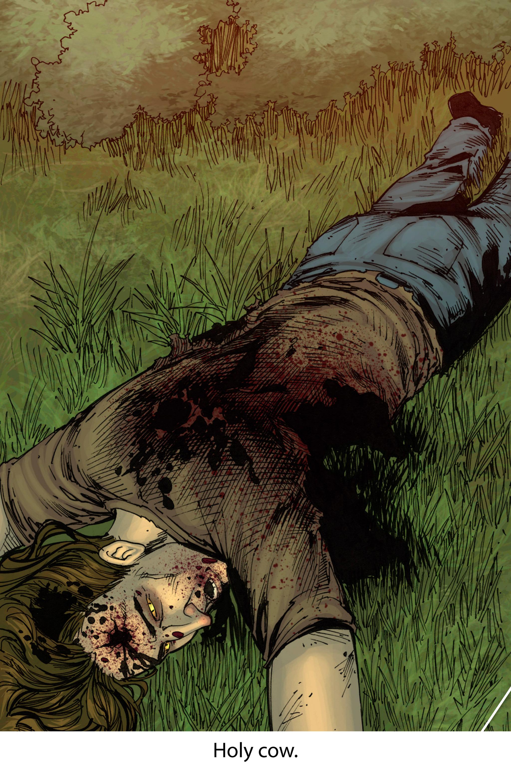 Read online Z-Men comic -  Issue #1 - 166