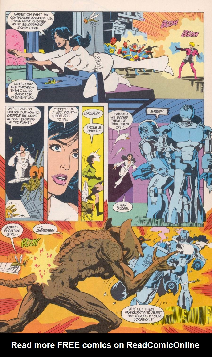 Tales of the Legion Issue #345 #32 - English 16