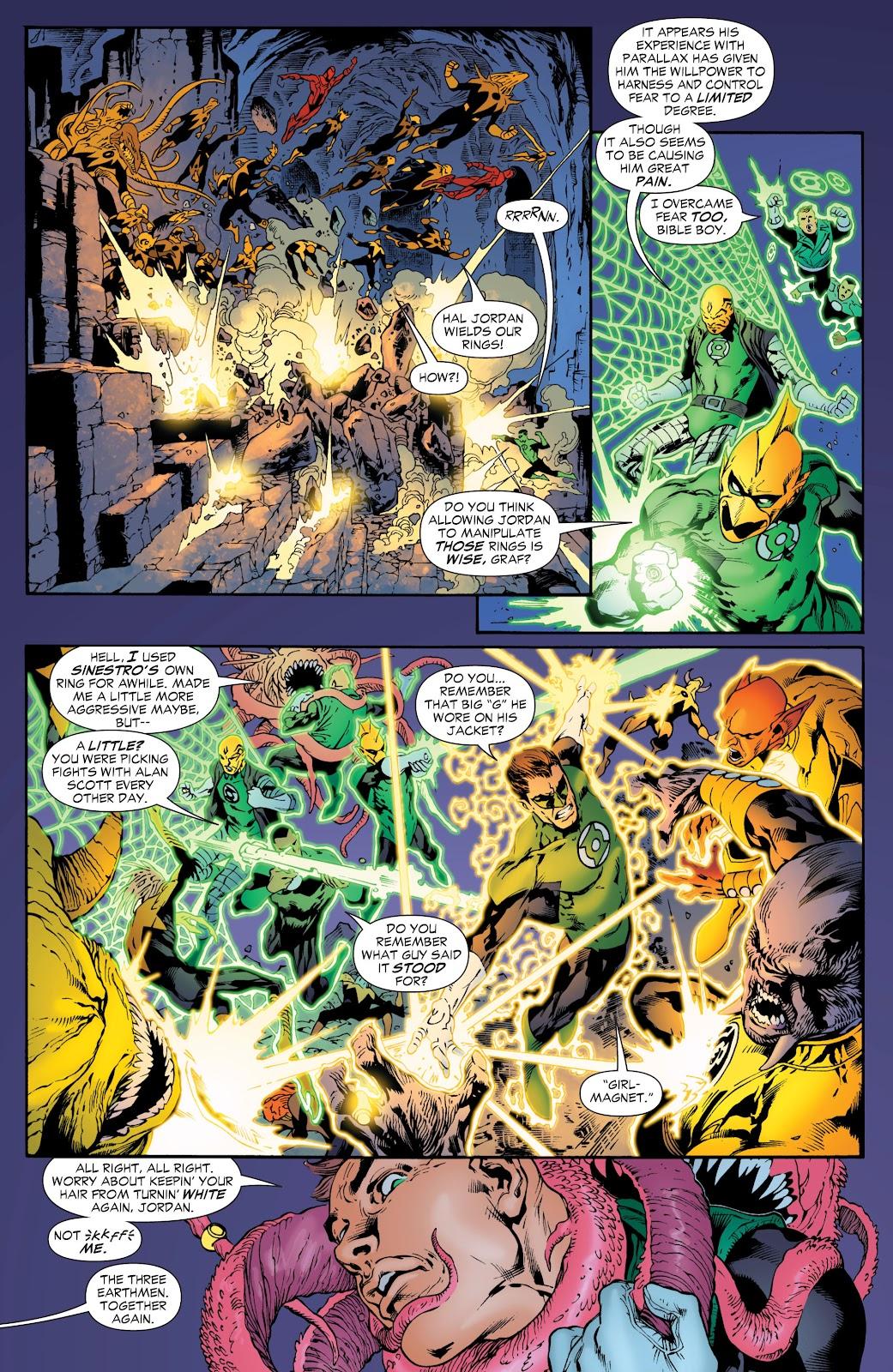 Green Lantern: The Sinestro Corps War Full #1 - English 147